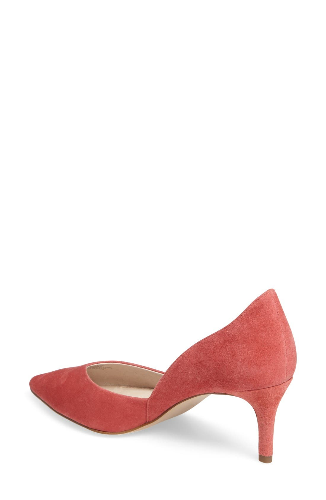 Alternate Image 2  - Louise et Cie Jacee Pointy Toe Pump (Women)