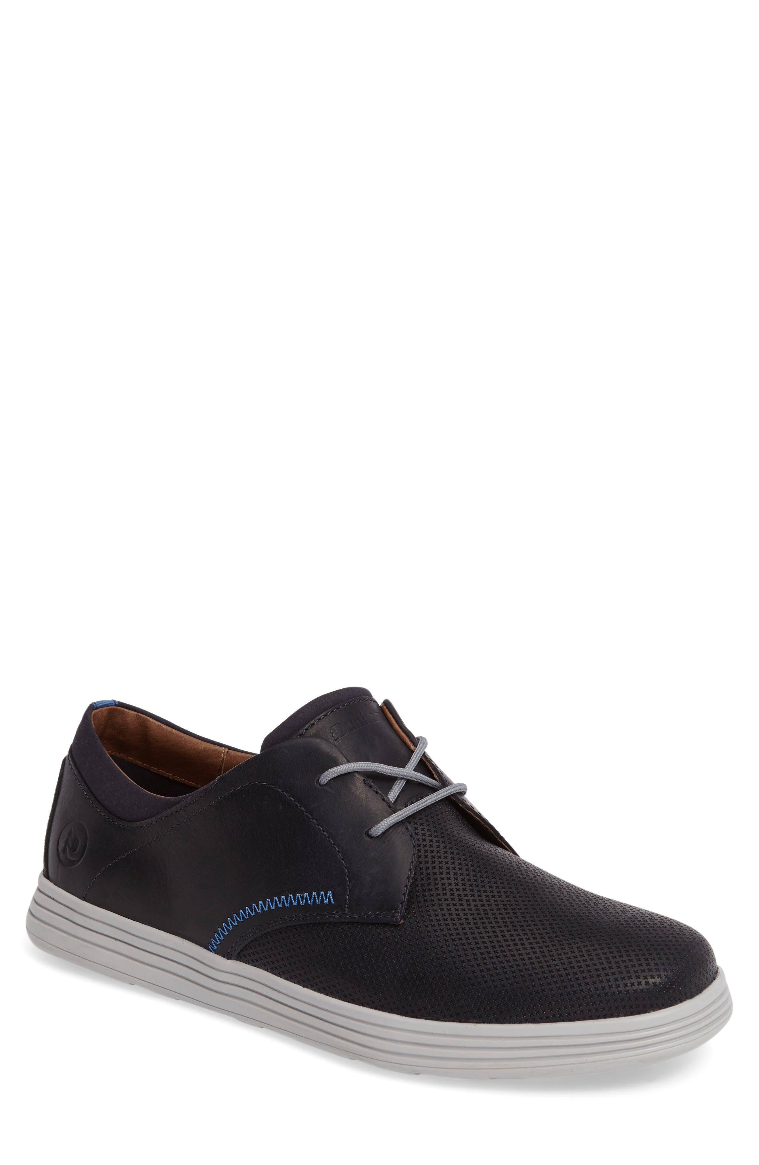 Colchester Embossed Oxford,                             Main thumbnail 1, color,                             Blue