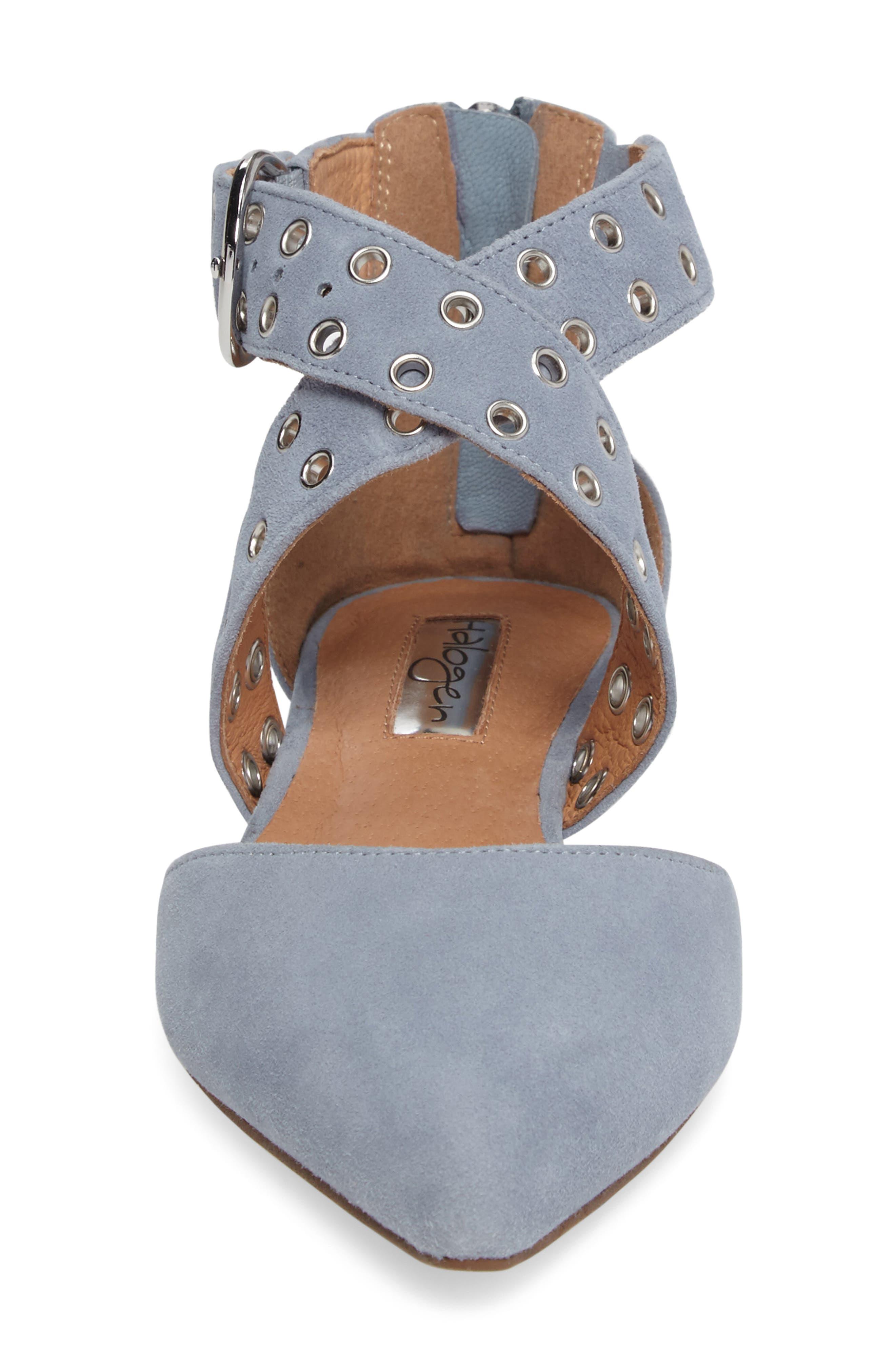 Alternate Image 5  - Halogen® Molly Pointy Toe Flat (Women)