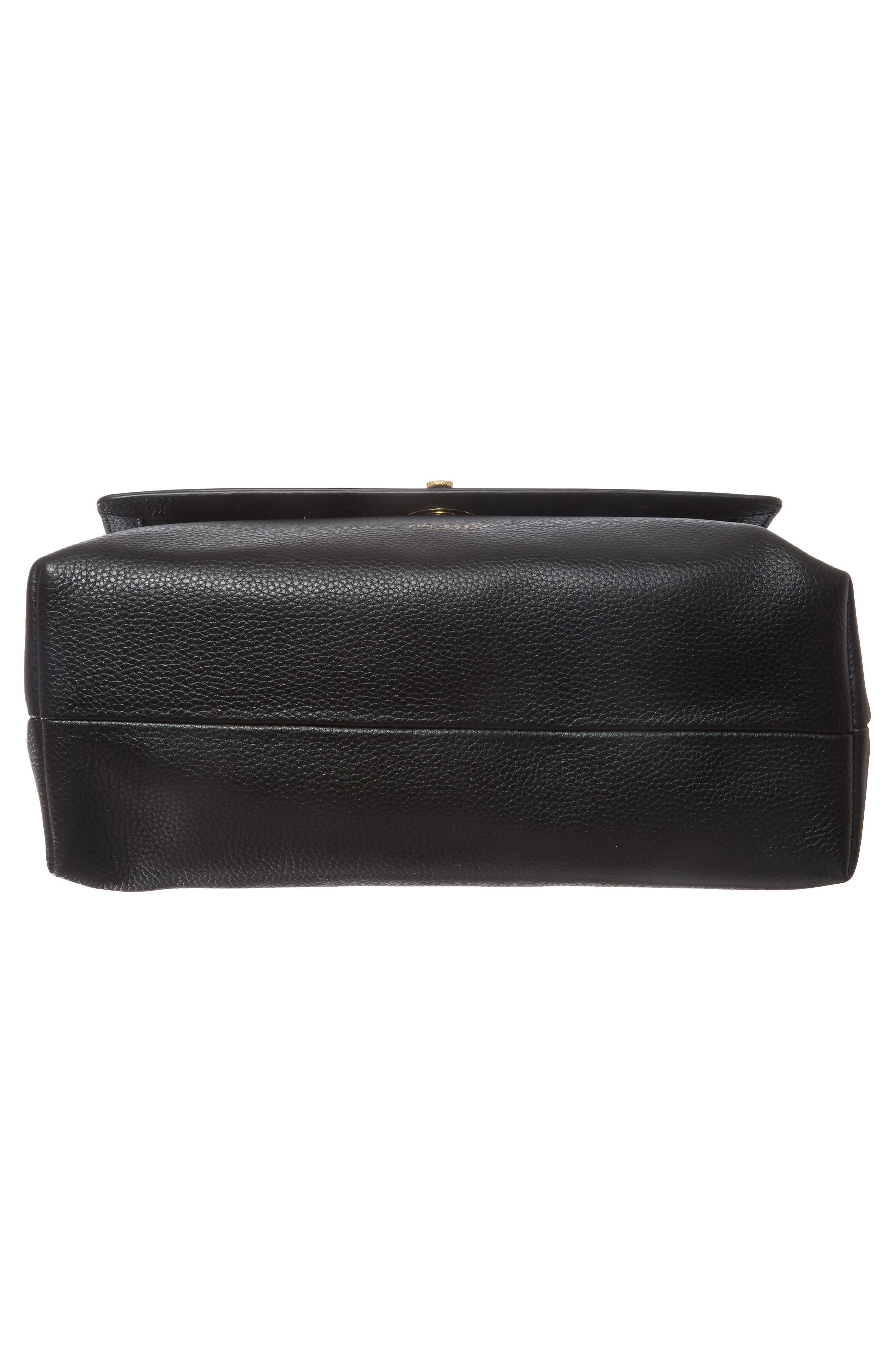 Alternate Image 5  - Ted Baker London Leather Shoulder Bag