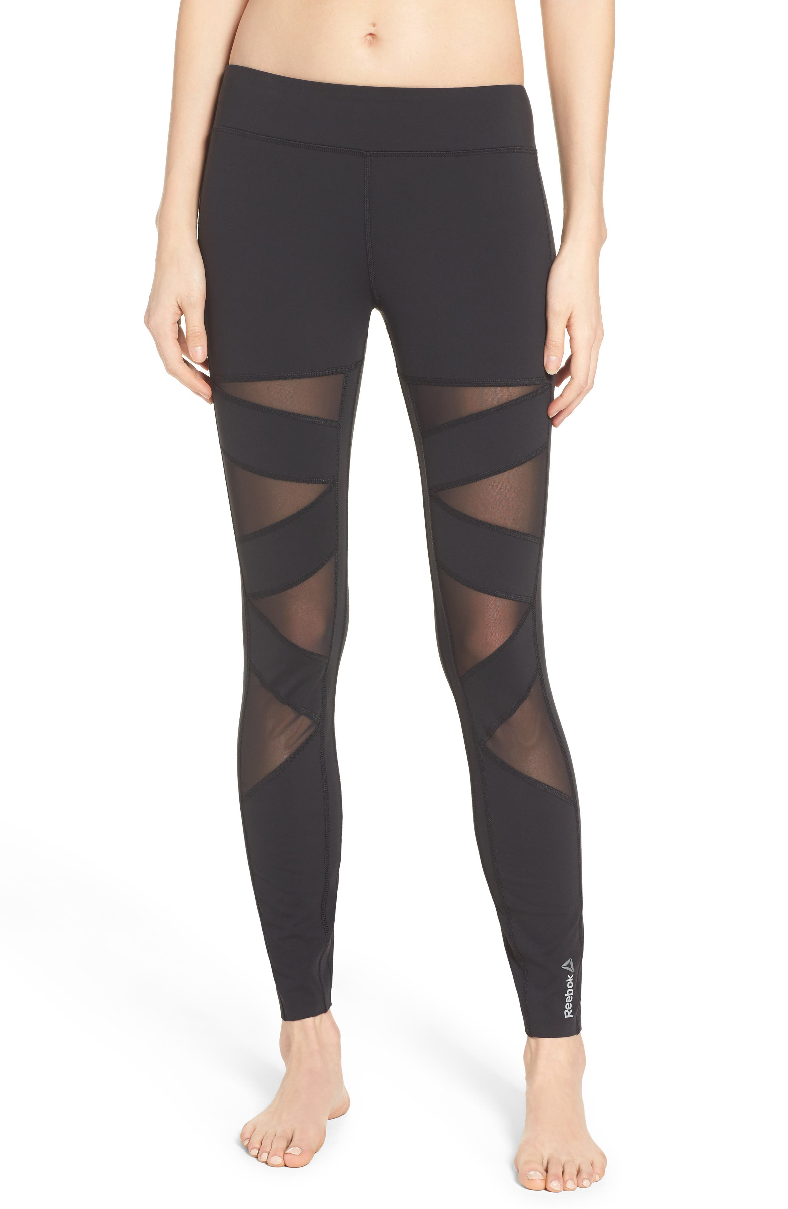 Reebok Pinnacle Cardio Tights