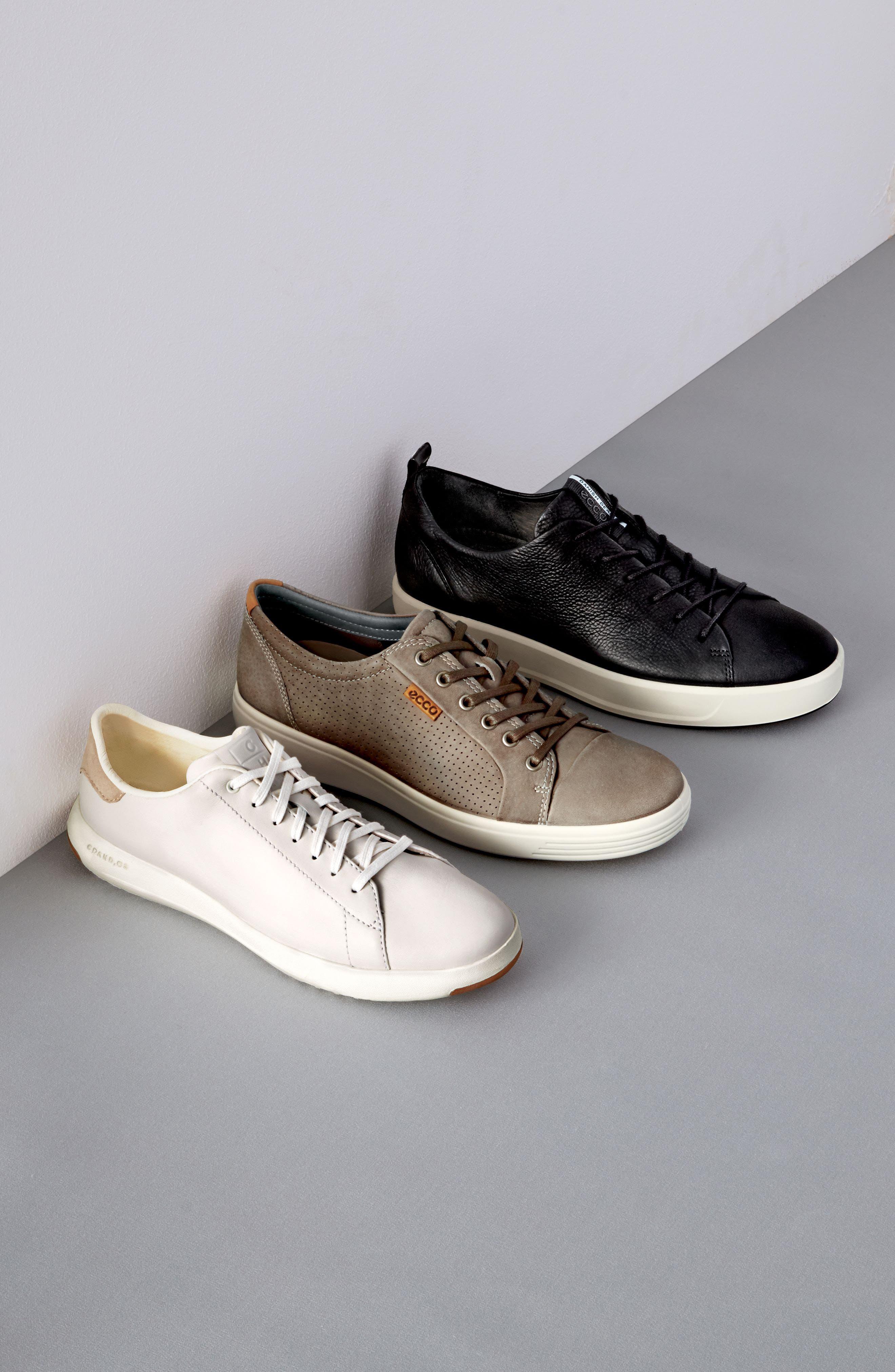 Alternate Image 9  - ECCO 'Soft 7' Sneaker (Men)