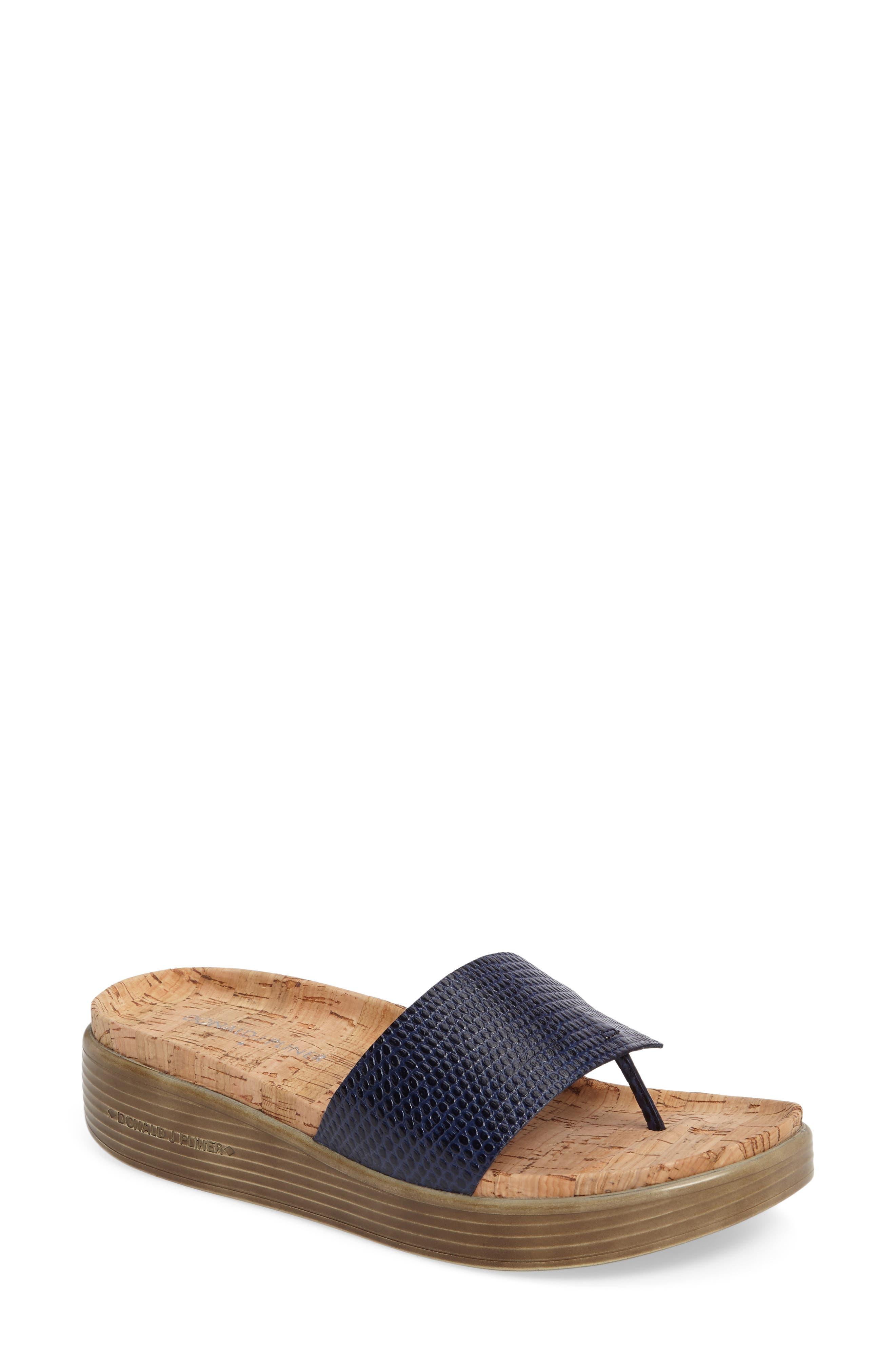 Alternate Image 1 Selected - Donald J Pliner 'Fifi' Slide Sandal (Women)