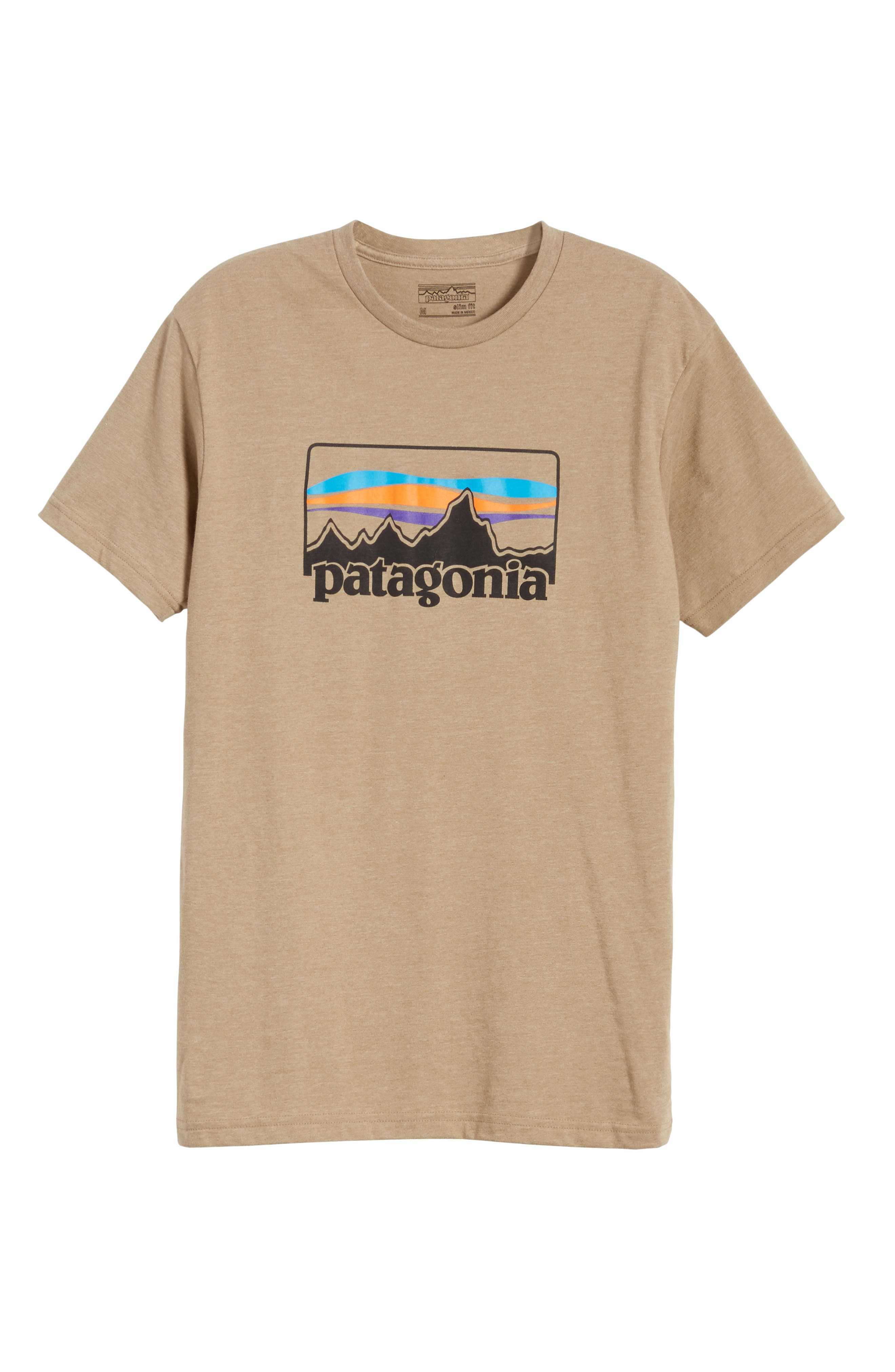 '73 Logo Regular Fit T-Shirt,                             Alternate thumbnail 5, color,                             Mojave Khaki