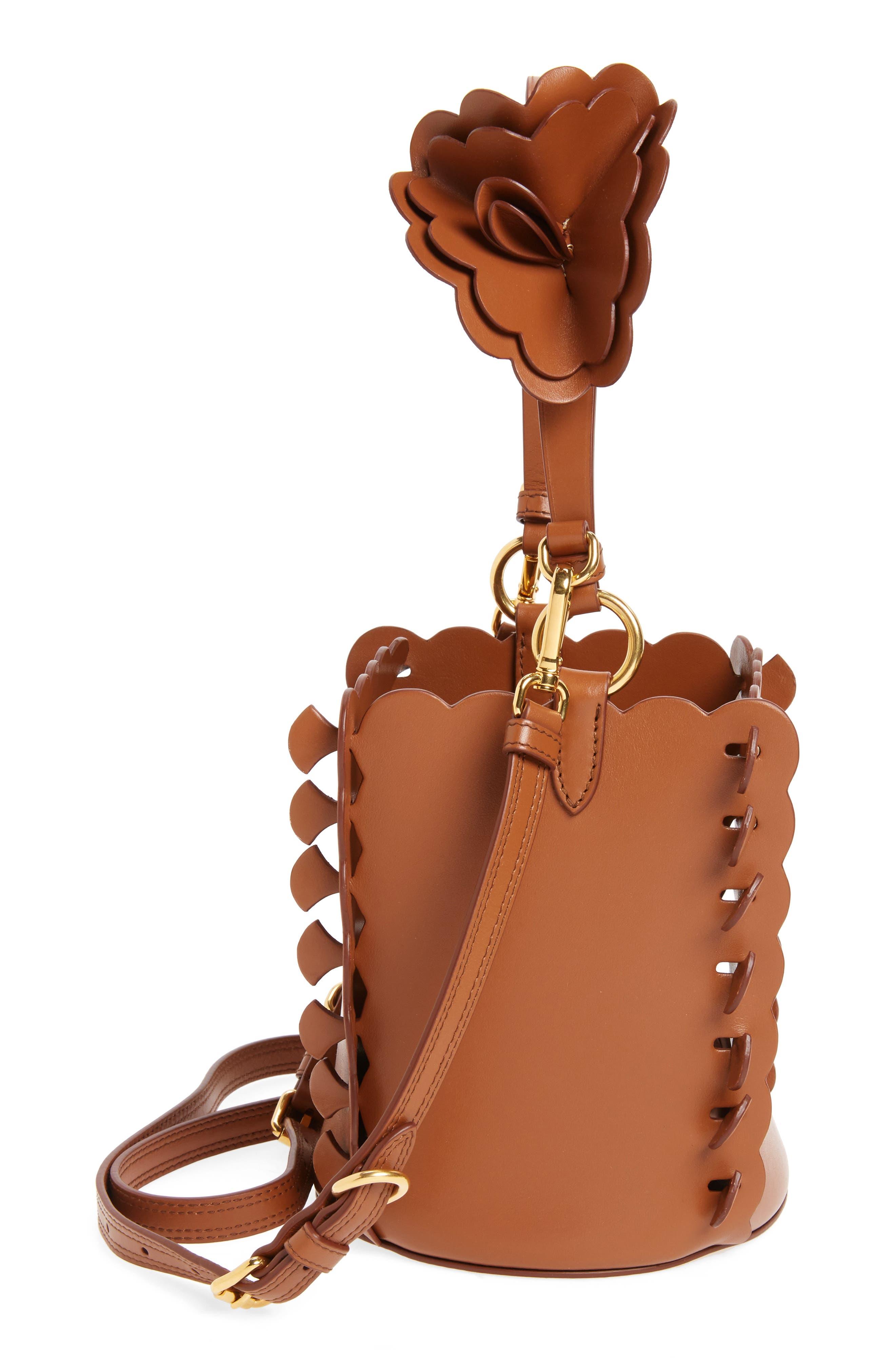 Alternate Image 5  - Miu Miu Leather Bucket Bag