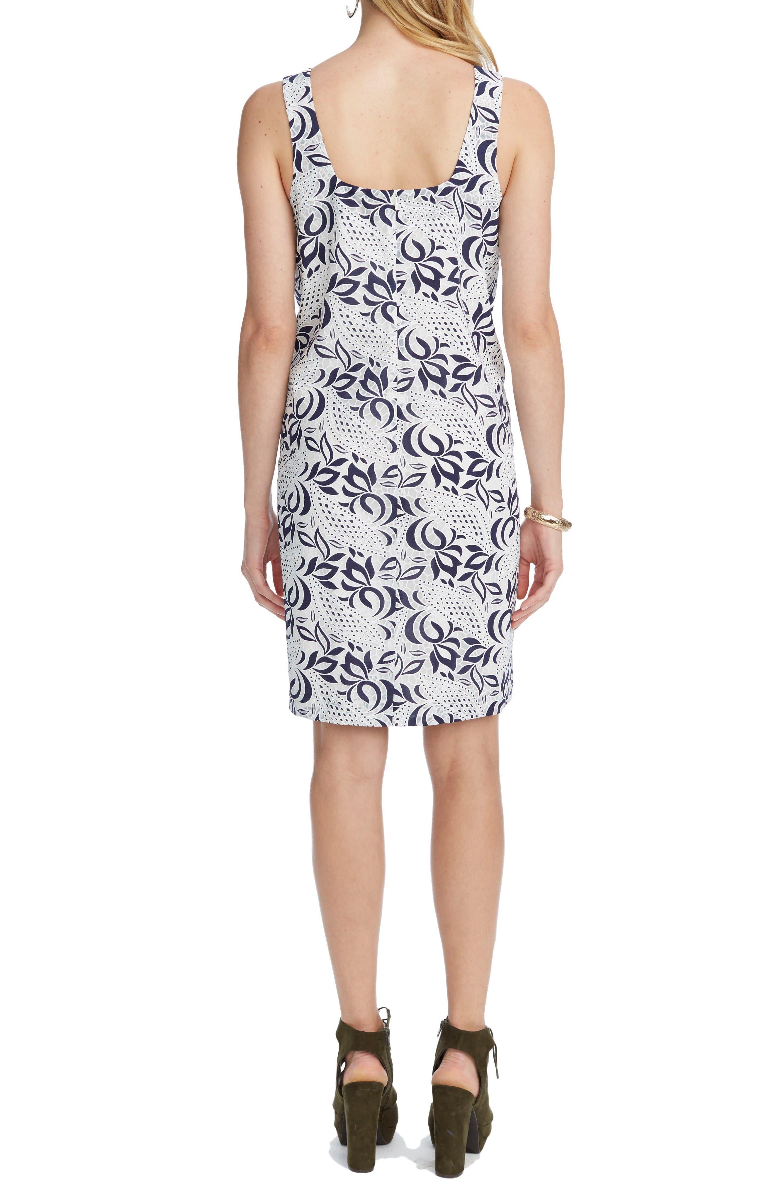 Alternate Image 2  - Rosie Pope 'Victoria' Lace Sleeveless Maternity Dress