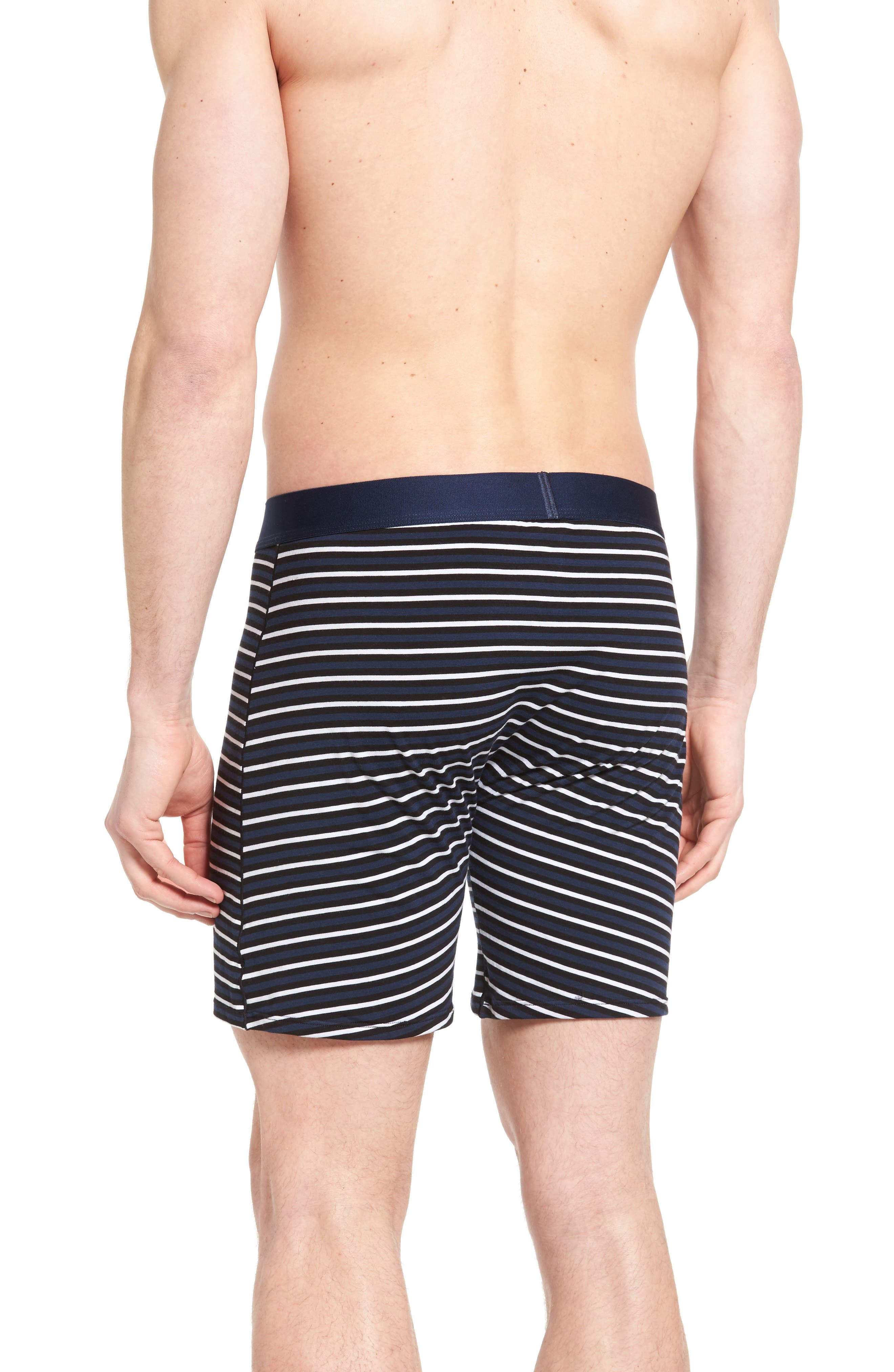 Alternate Image 2  - Tommy John Cool Cotton Boxer Briefs