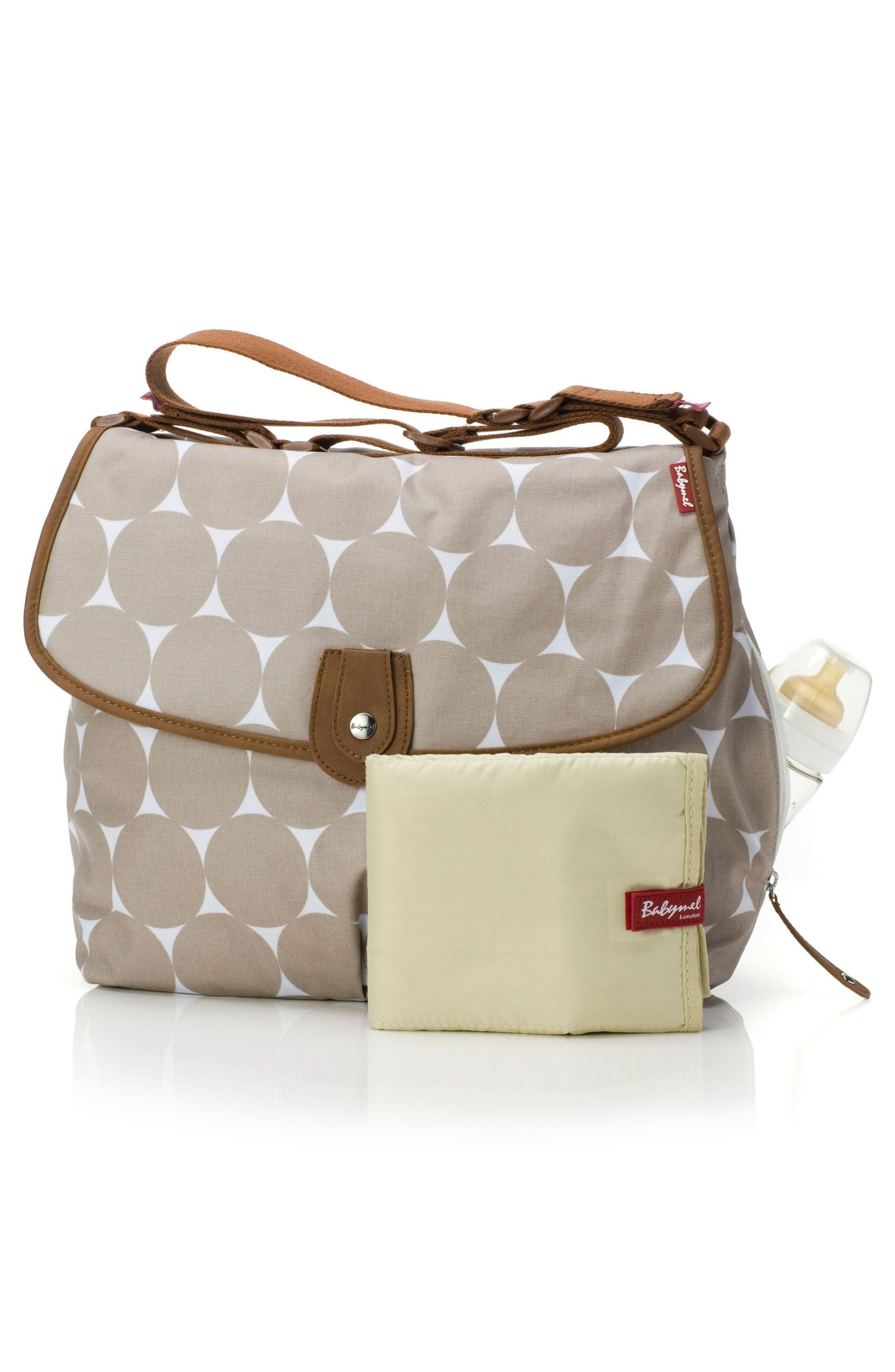 Alternate Image 2  - Babymel 'Satchel' Diaper Bag