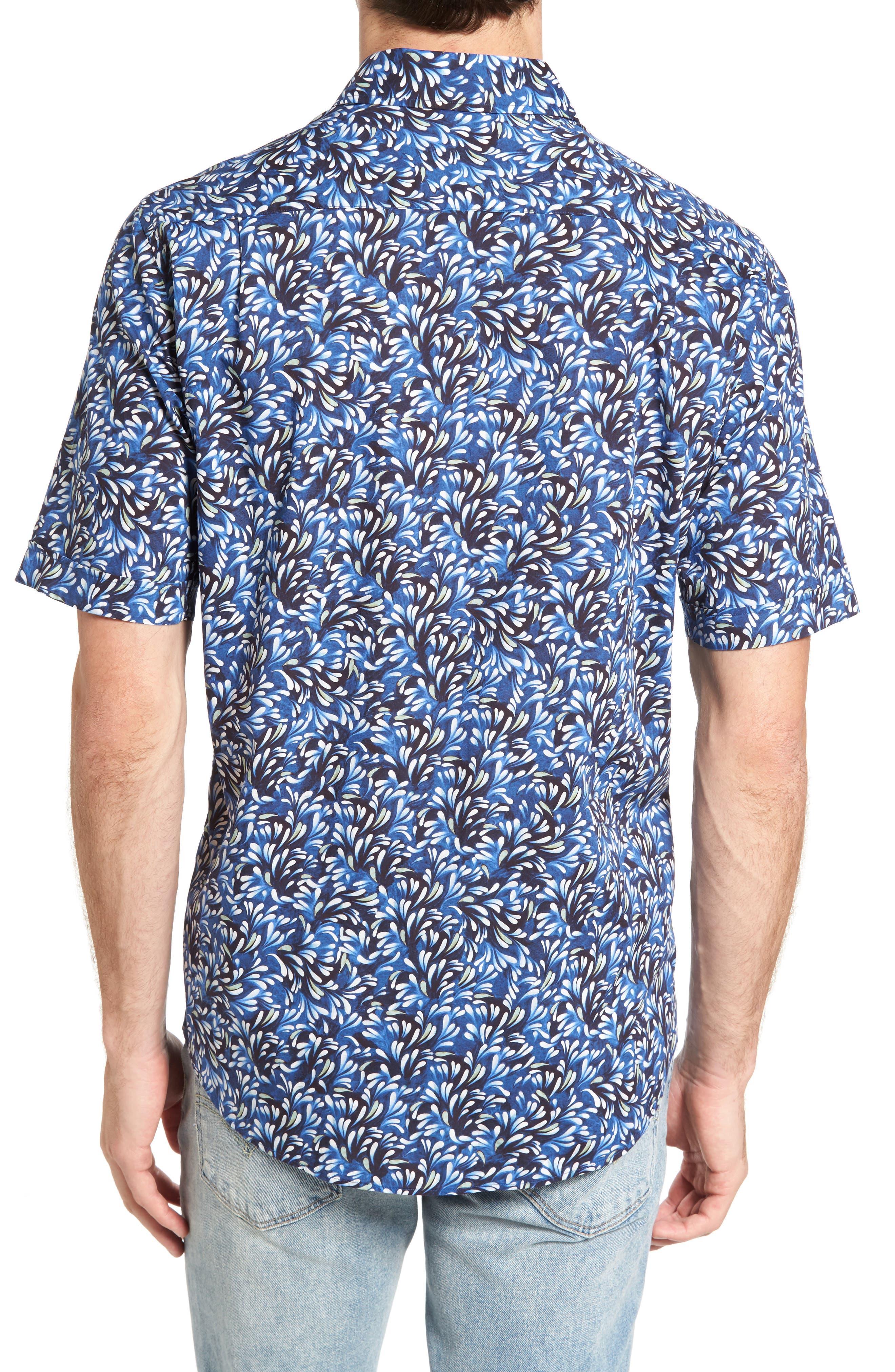Alternate Image 2  - Rodd & Gunn Sunset Road Original Fit Print Sport Shirt