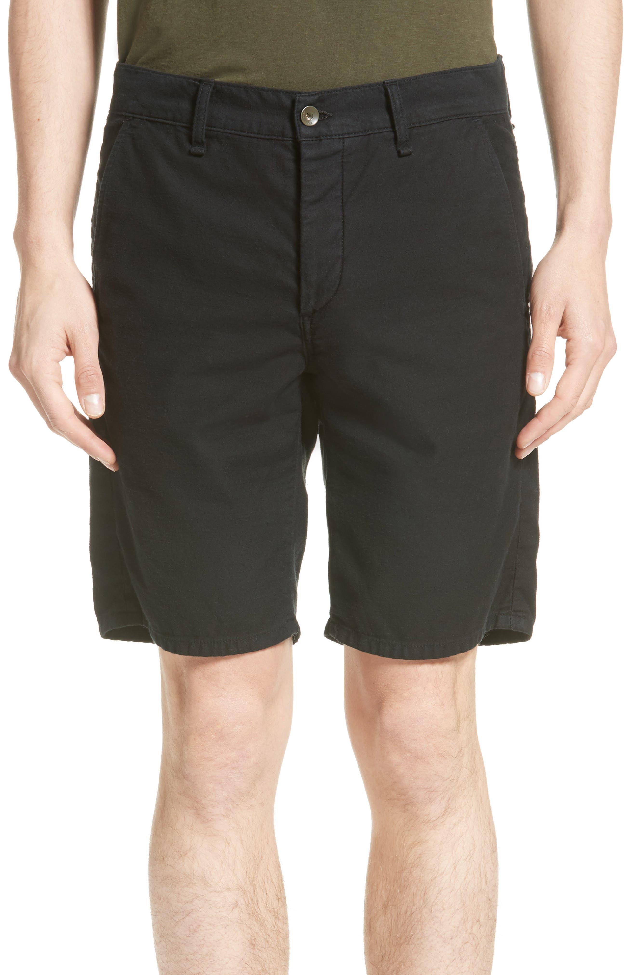 Standard Issue Shorts,                             Main thumbnail 1, color,                             Black
