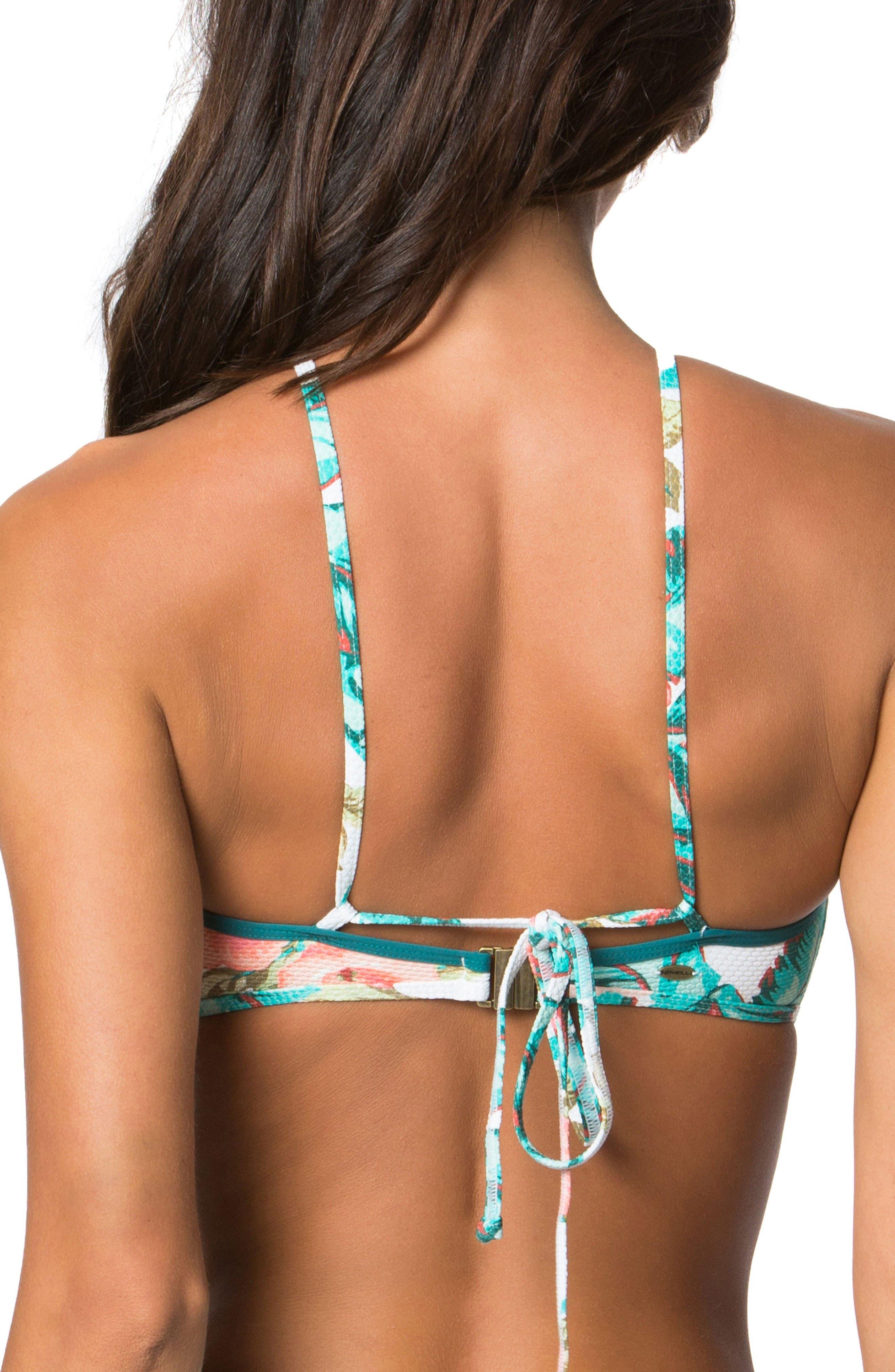 Alternate Image 3  - O'Neill x Natalie Off Duty Viva Bikini Top