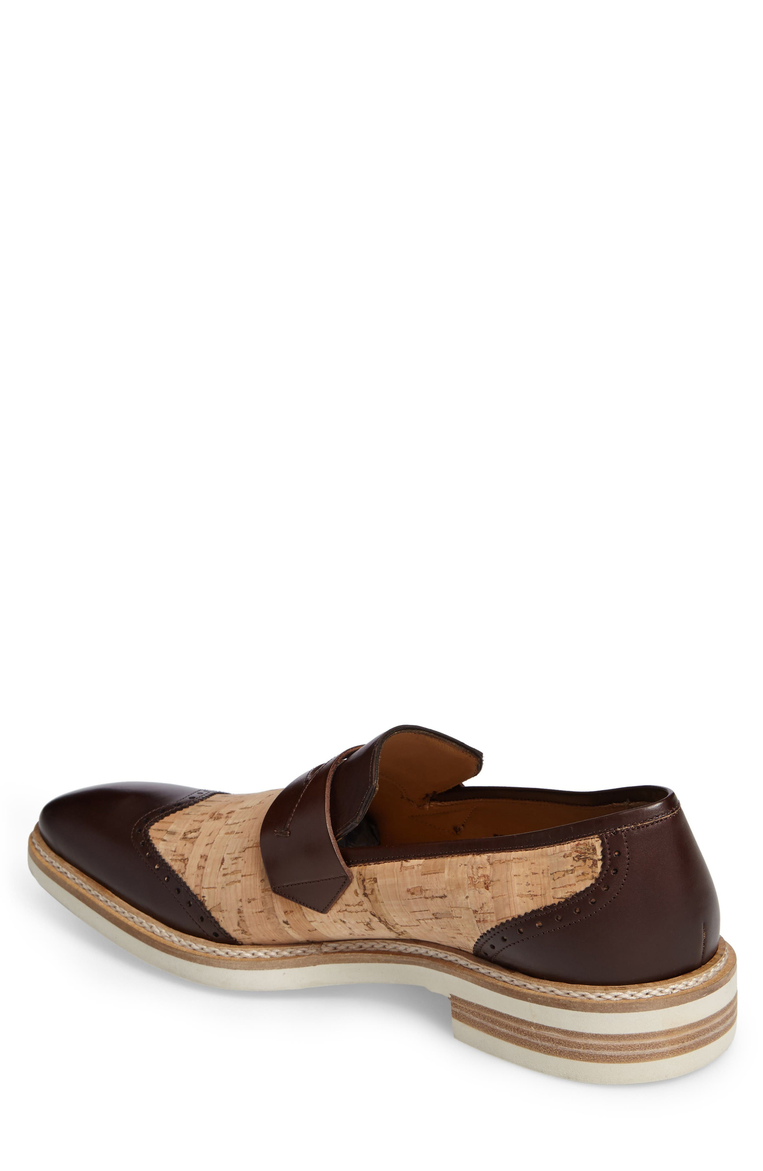 Alternate Image 2  - Mezlan Redi Venetian Loafer (Men)