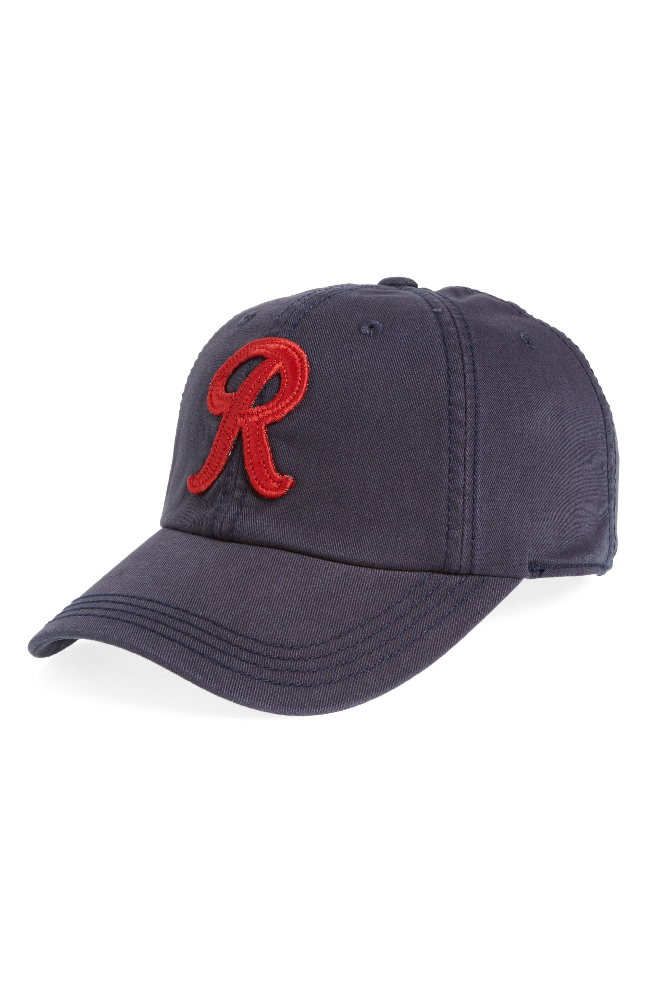 New Timer MLB Snapback Baseball Cap,                         Main,                         color, Rainiers