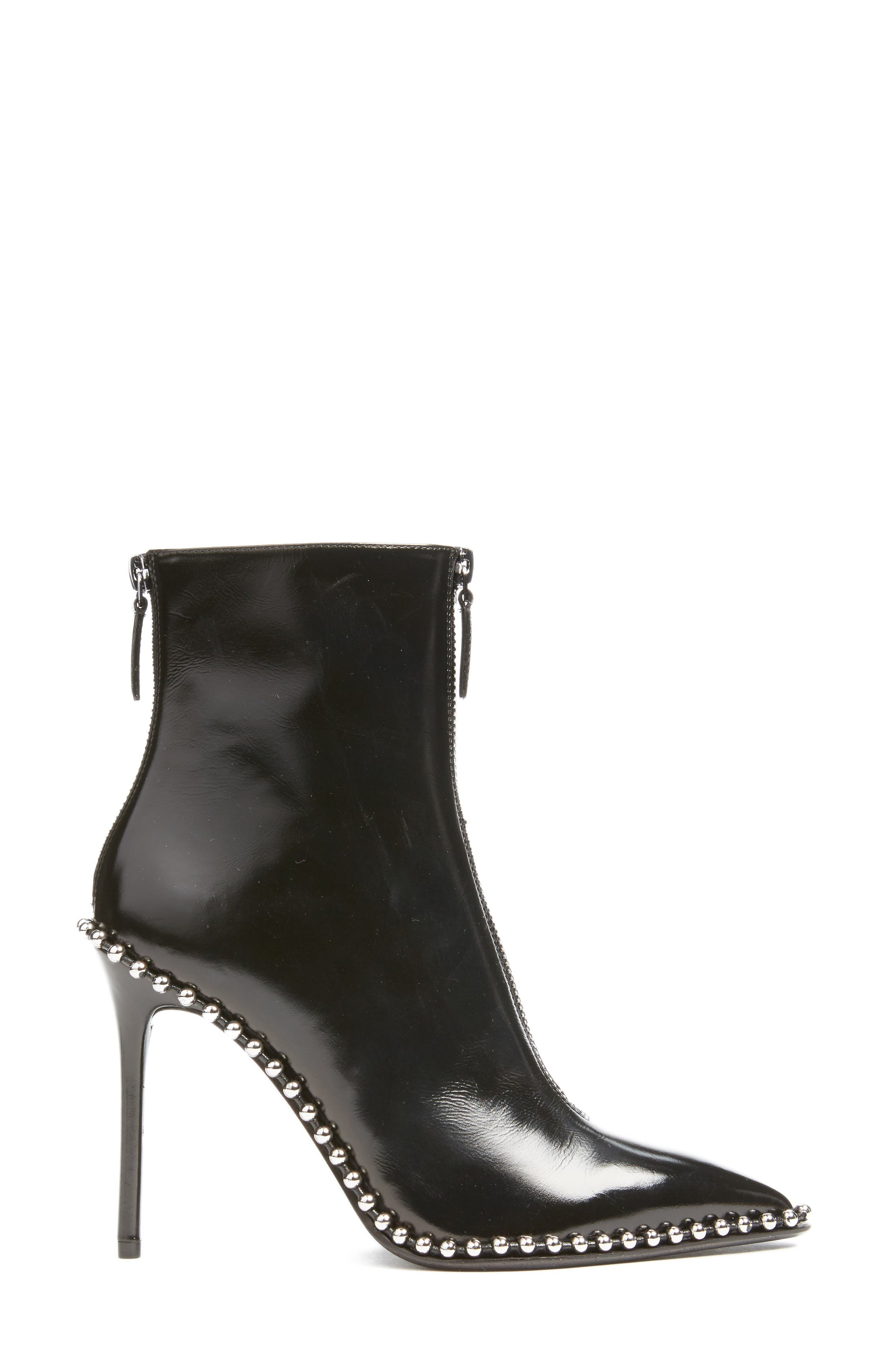 Alternate Image 3  - Alexander Wang Eri Zipper Bootie (Women)