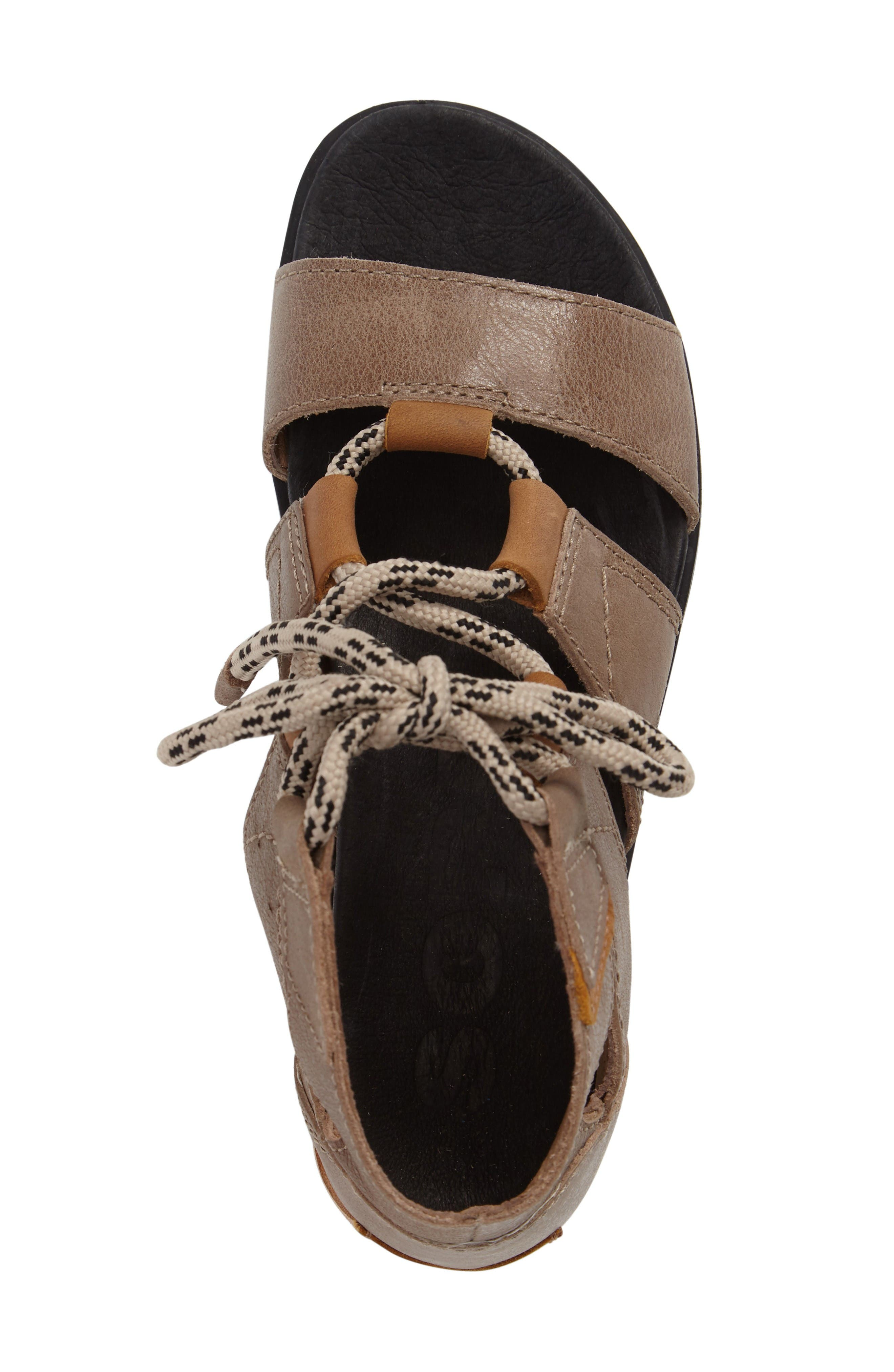 Alternate Image 4  - SOREL 'Torpeda' Lace-Up Sandal (Women)
