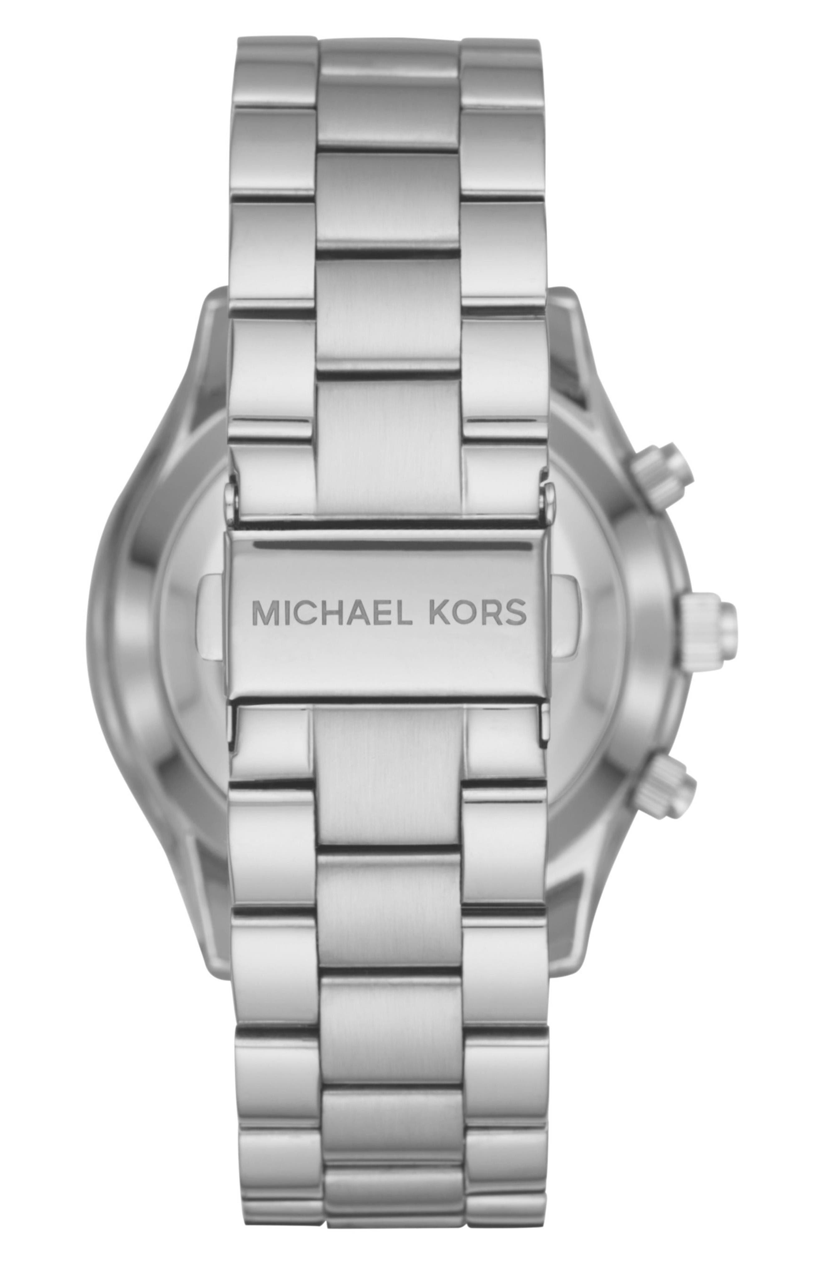 Alternate Image 2  - Michael Kors Access Smart Bracelet Watch, 42mm