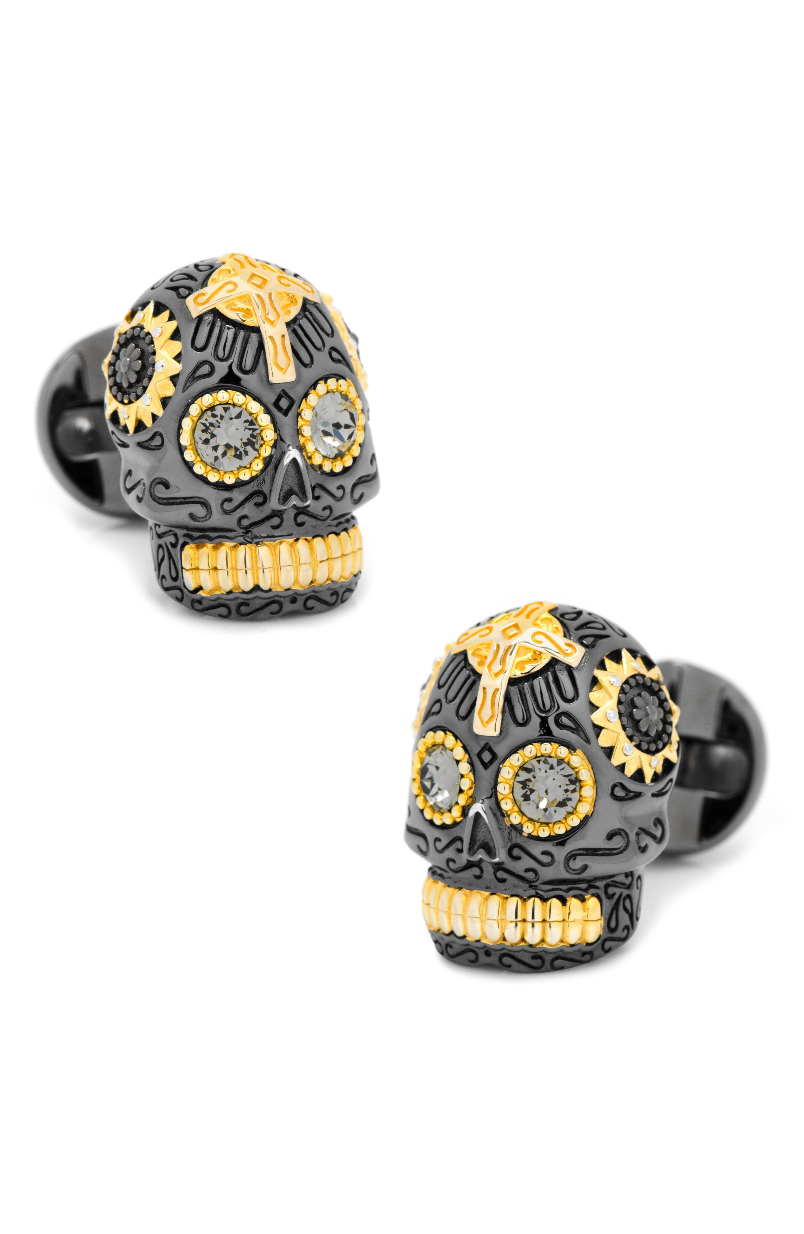 Main Image - Cufflinks, Inc. Skull Cuff Links