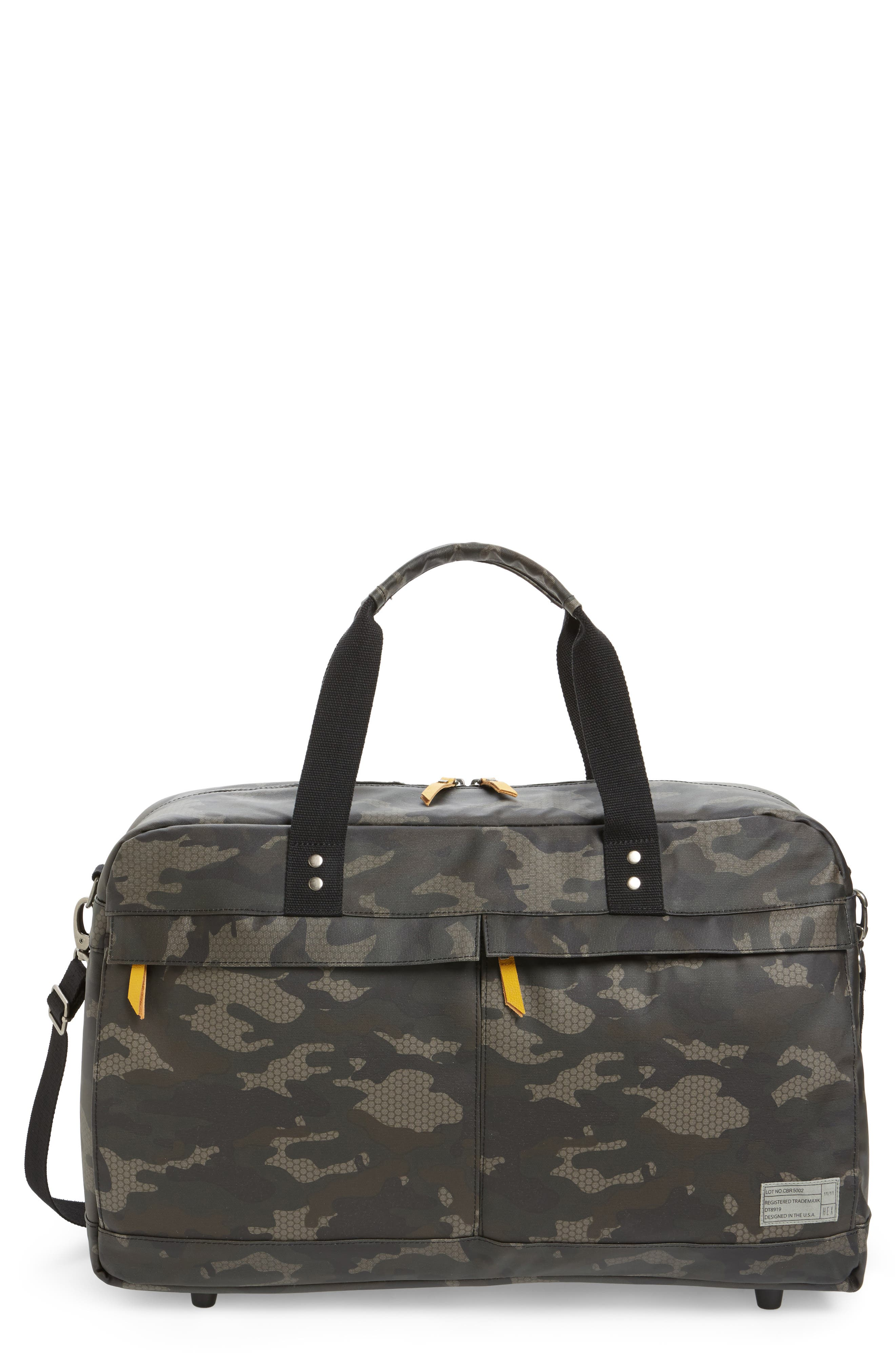 Alternate Image 1 Selected - HEX Calibre Duffel Bag