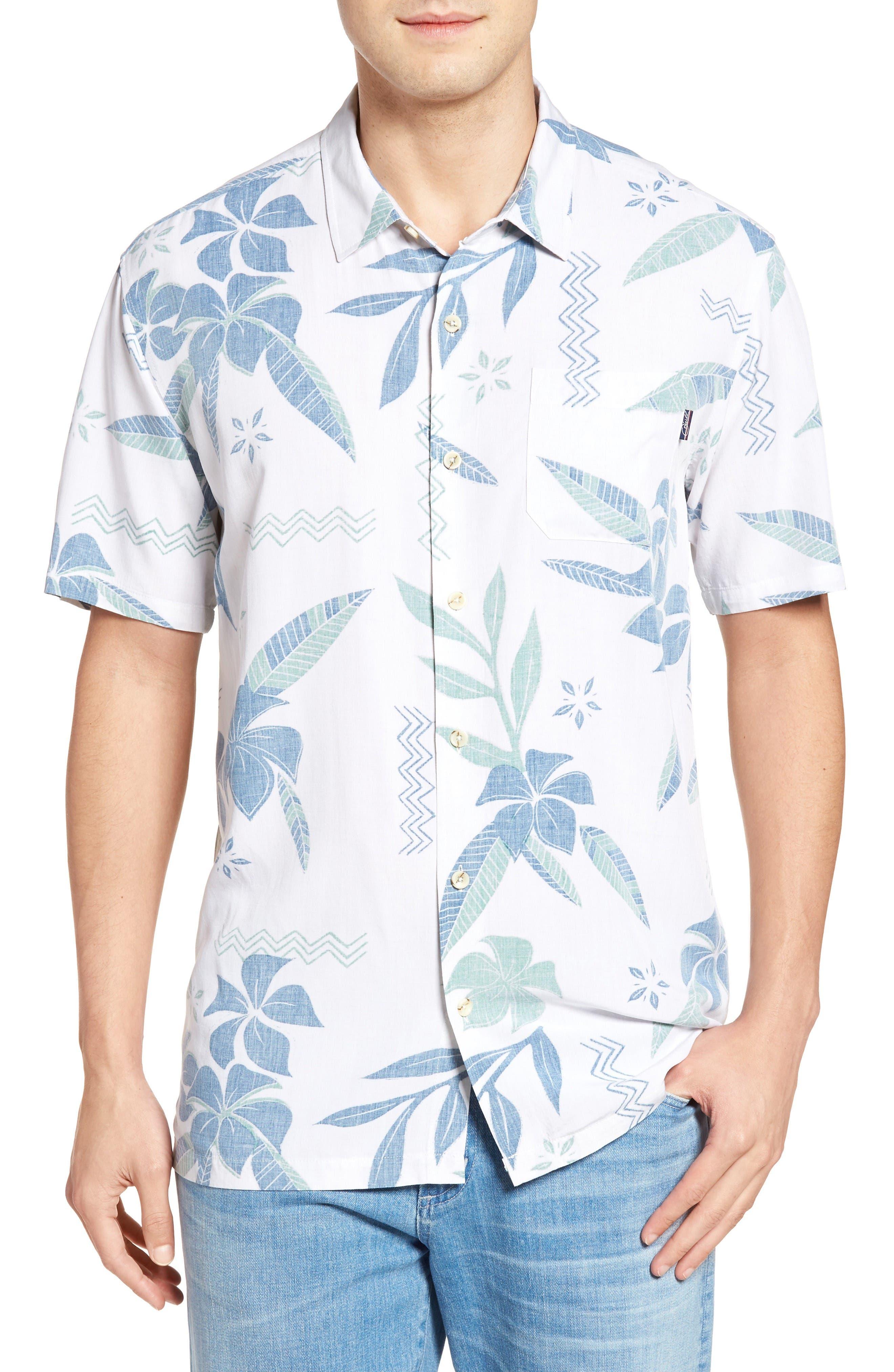Miramar Woven Shirt,                         Main,                         color, White
