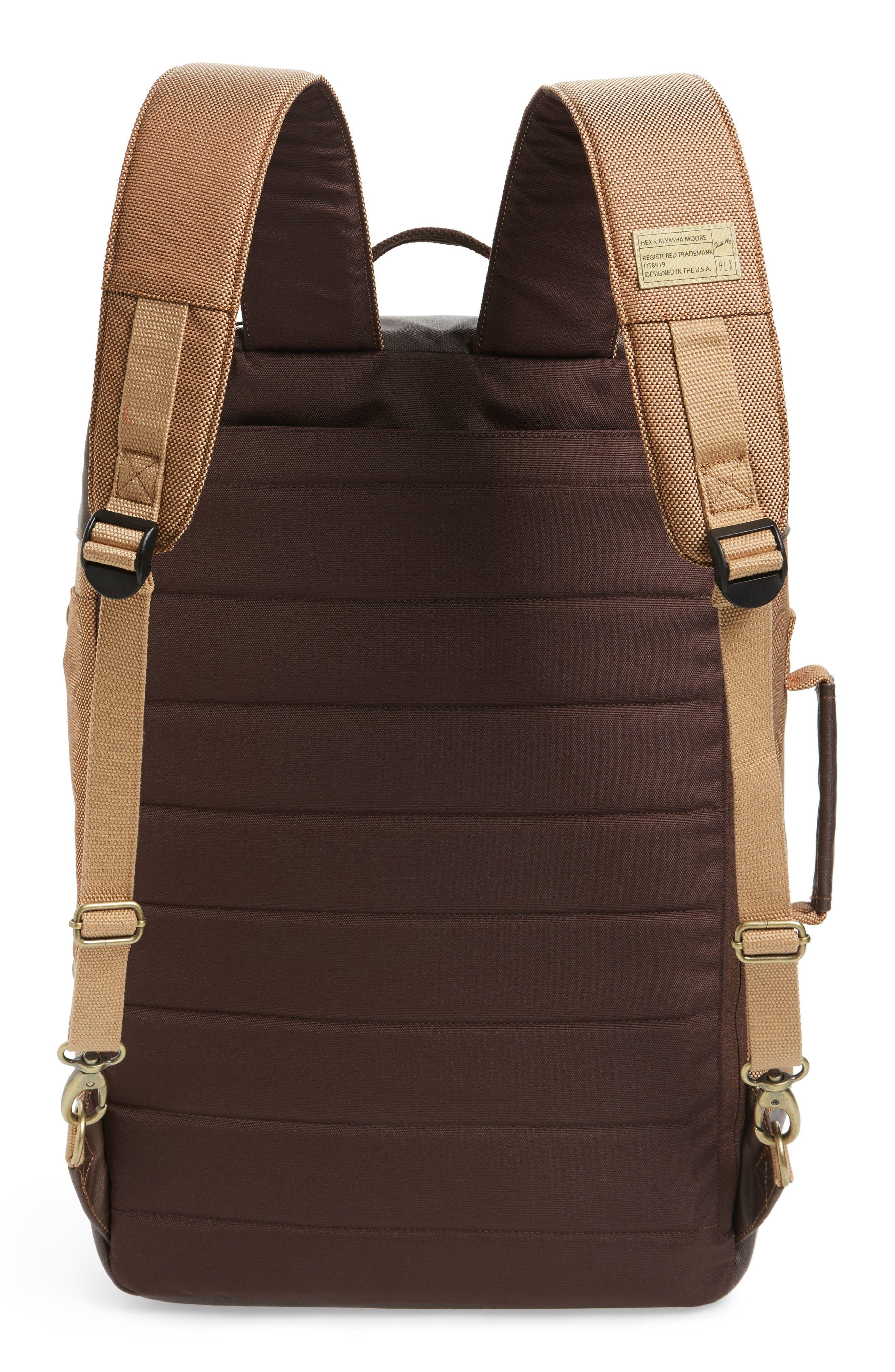Alternate Image 3  - HEX Alyasha Travel Backpack