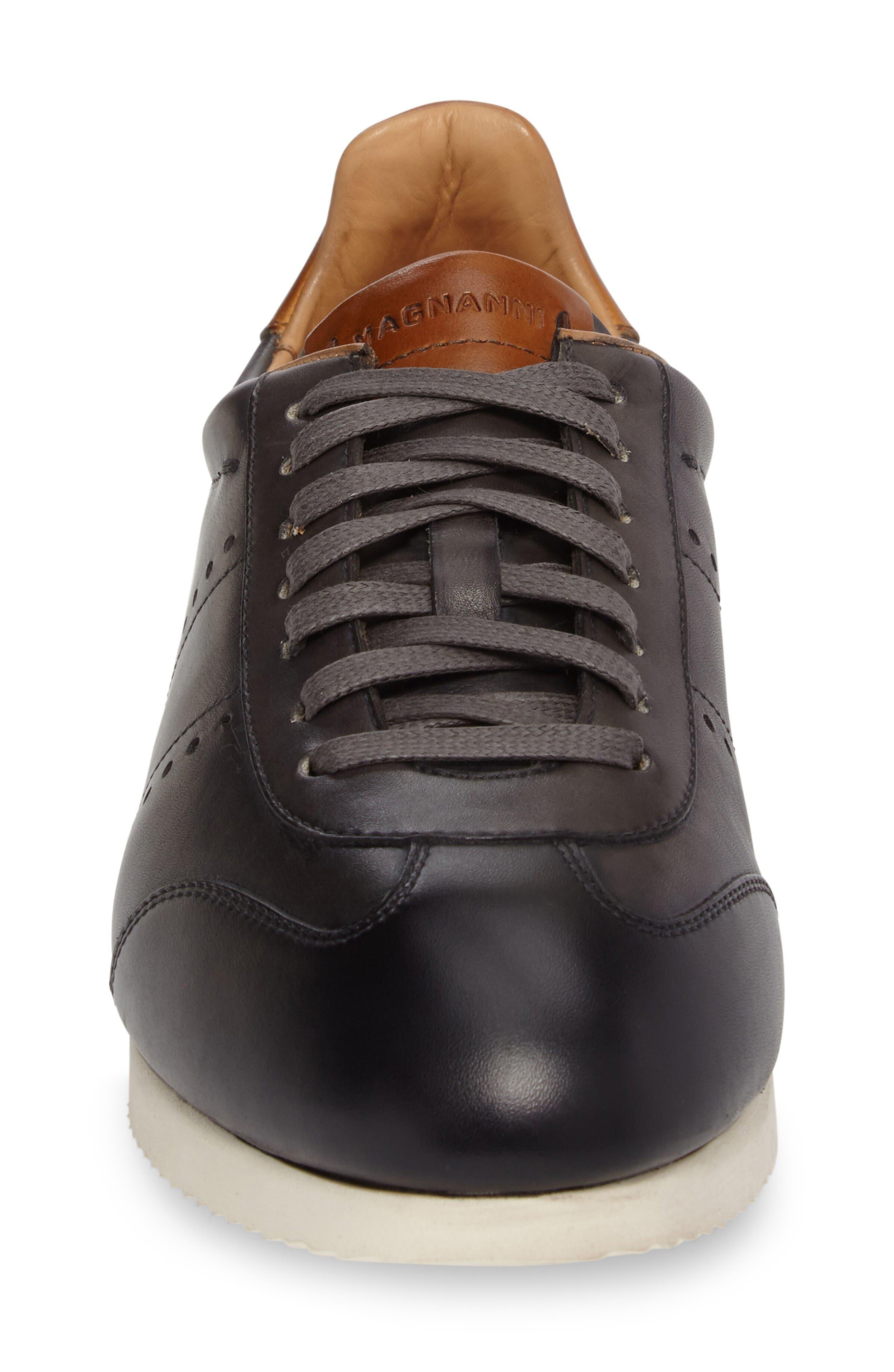 Alternate Image 4  - Magnanni Isco Sneaker (Men)