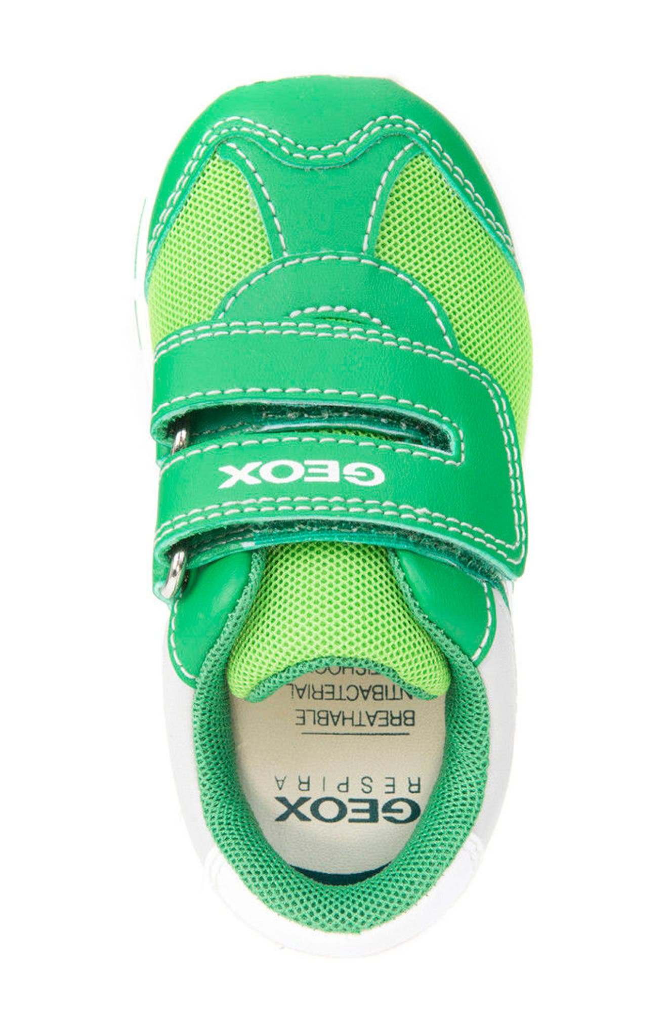 'Shaax 9' Sneaker,                             Alternate thumbnail 5, color,                             Green