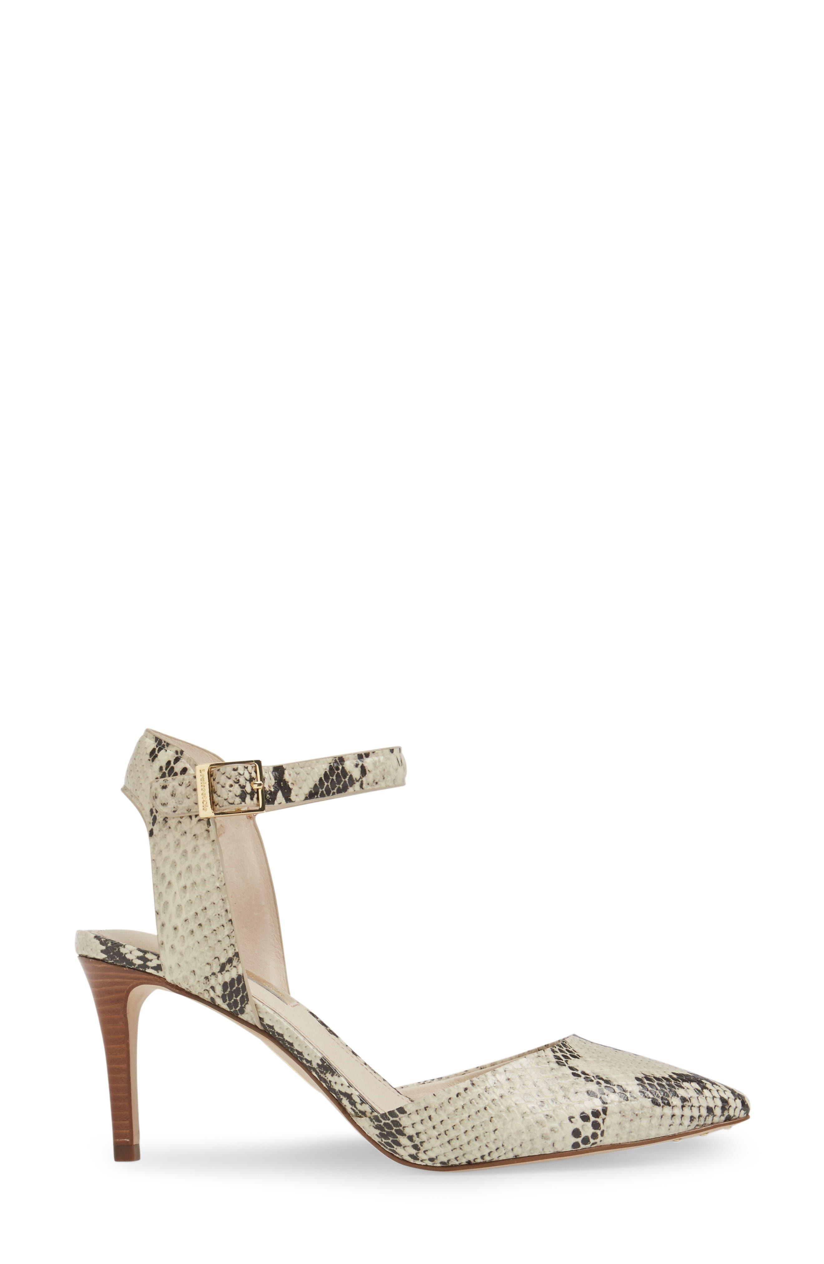 Alternate Image 3  - Louise et Cie Kota Ankle Strap Pump (Women)
