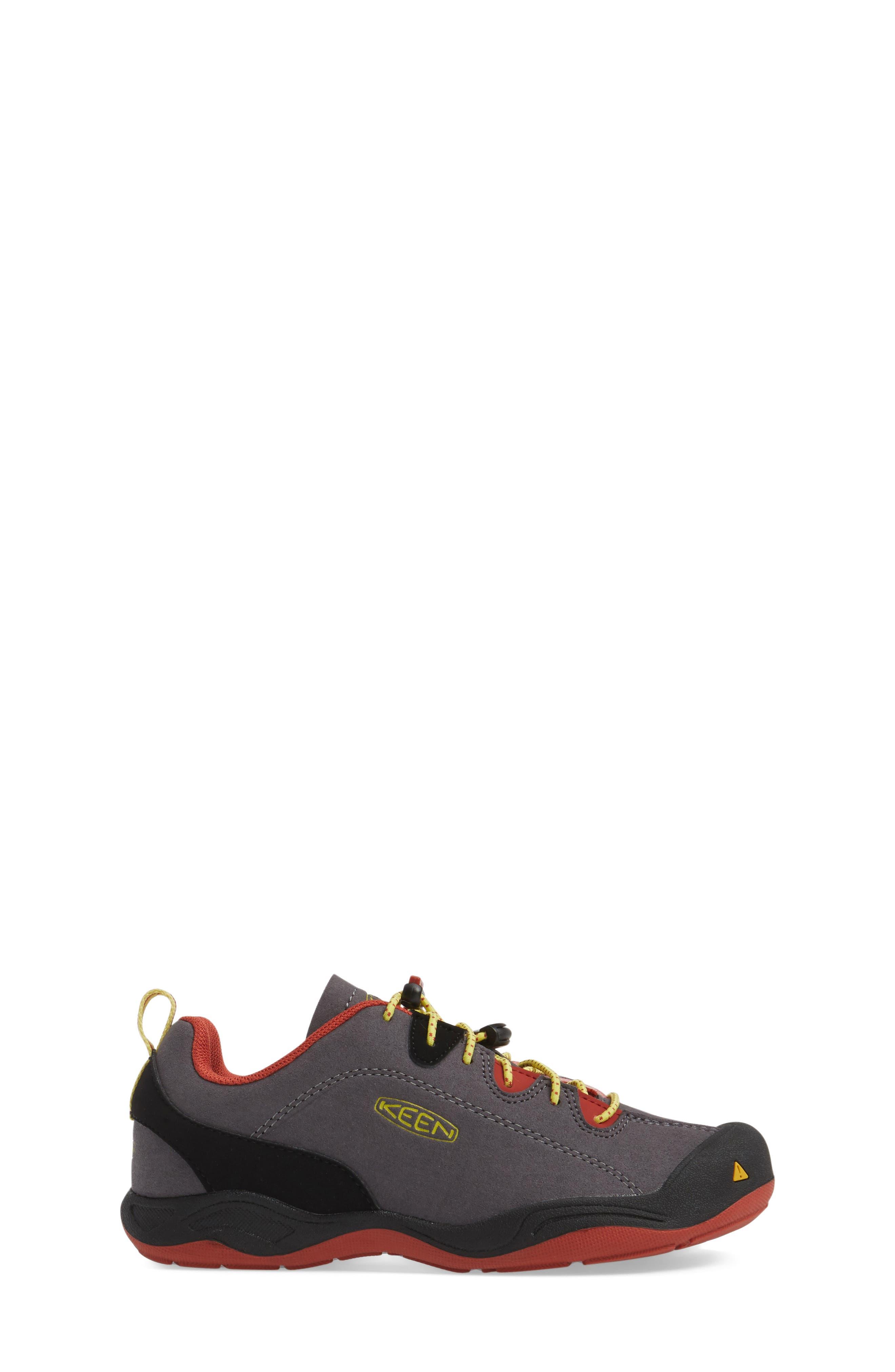 Jasper Sneaker,                             Alternate thumbnail 3, color,                             Magnet