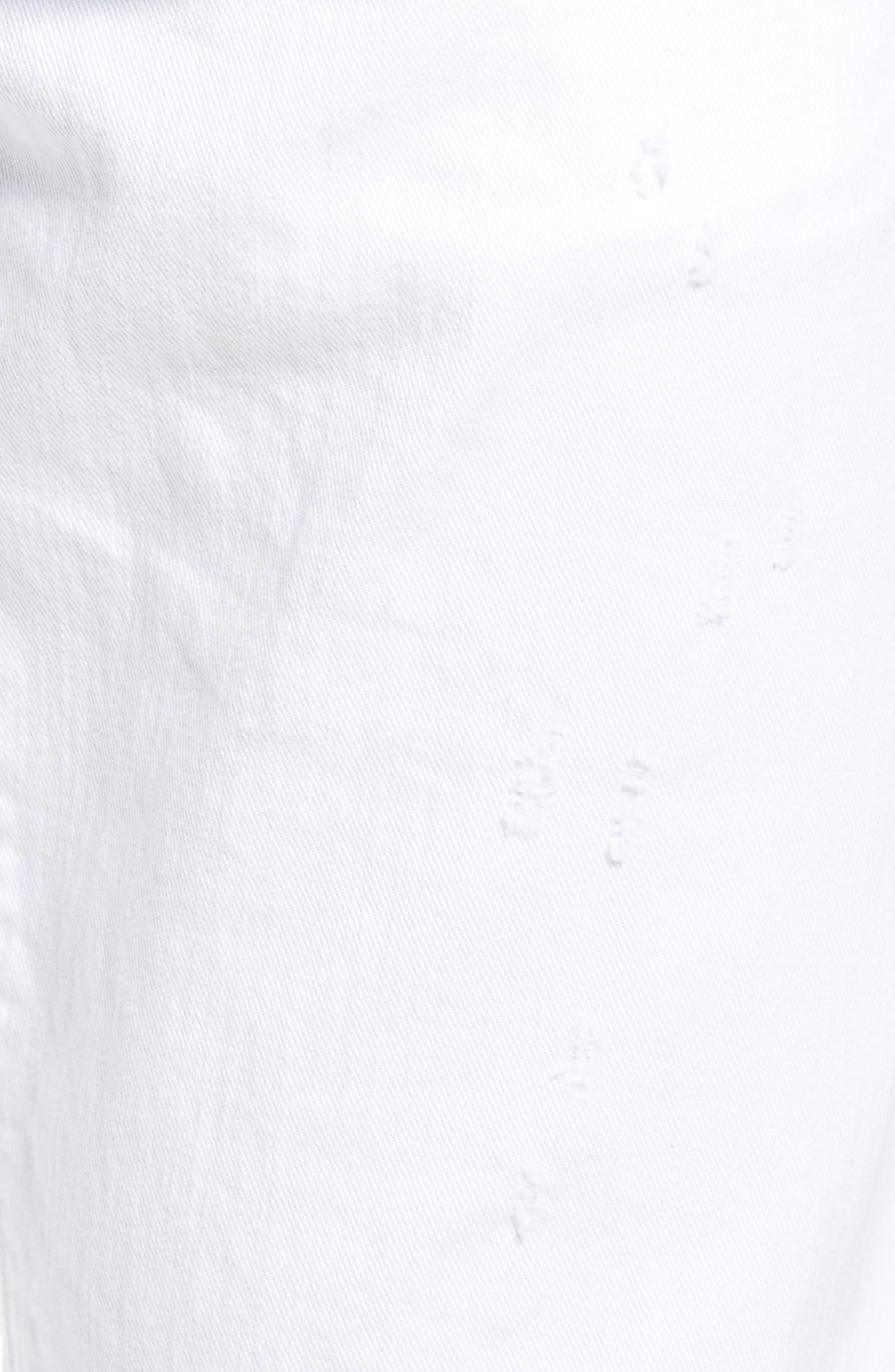 Alternate Image 5  - J Brand Tyler Slim Fit Jeans (Destructed Theoros)