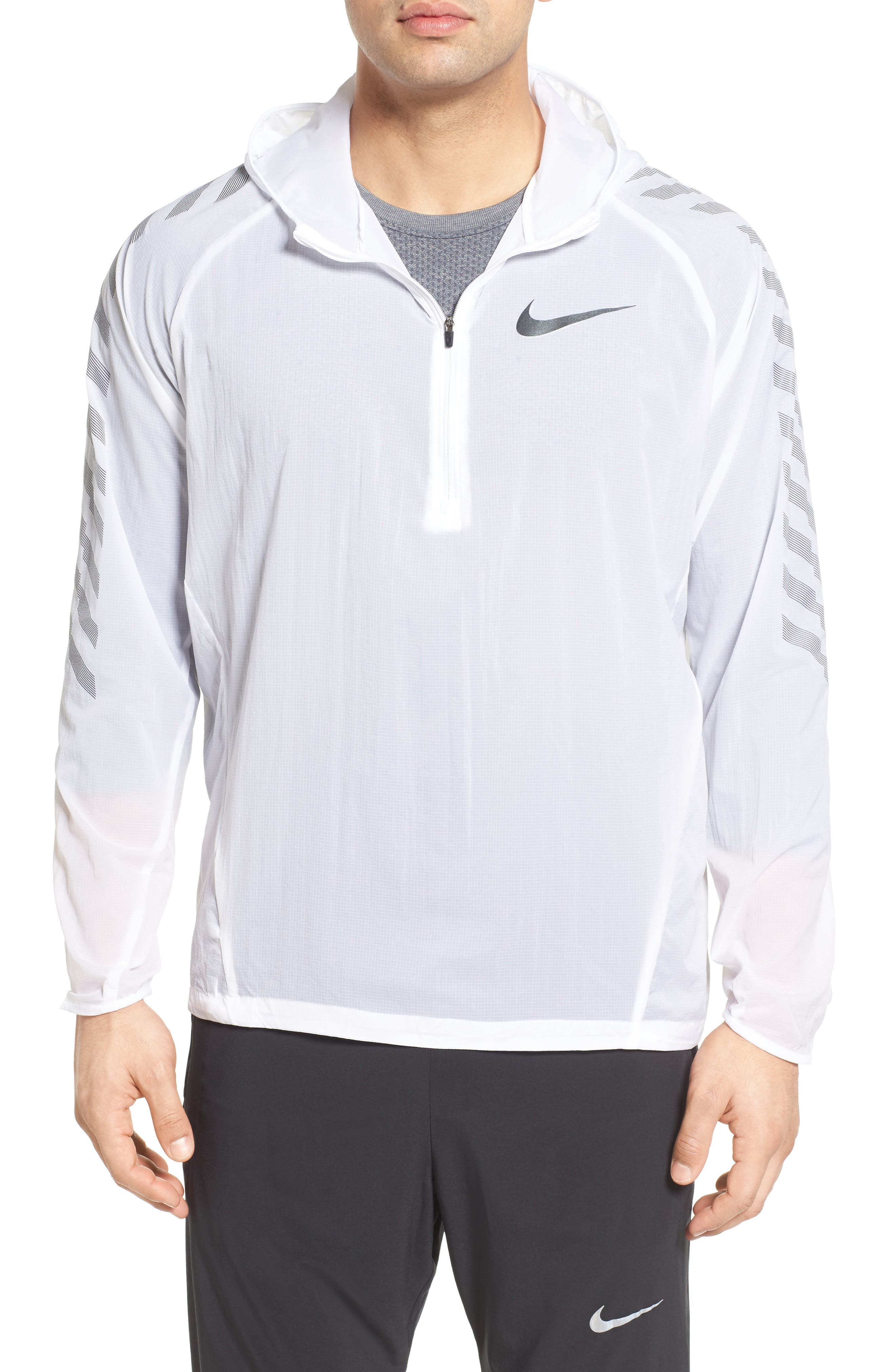 Nike Hooded Running Jacket