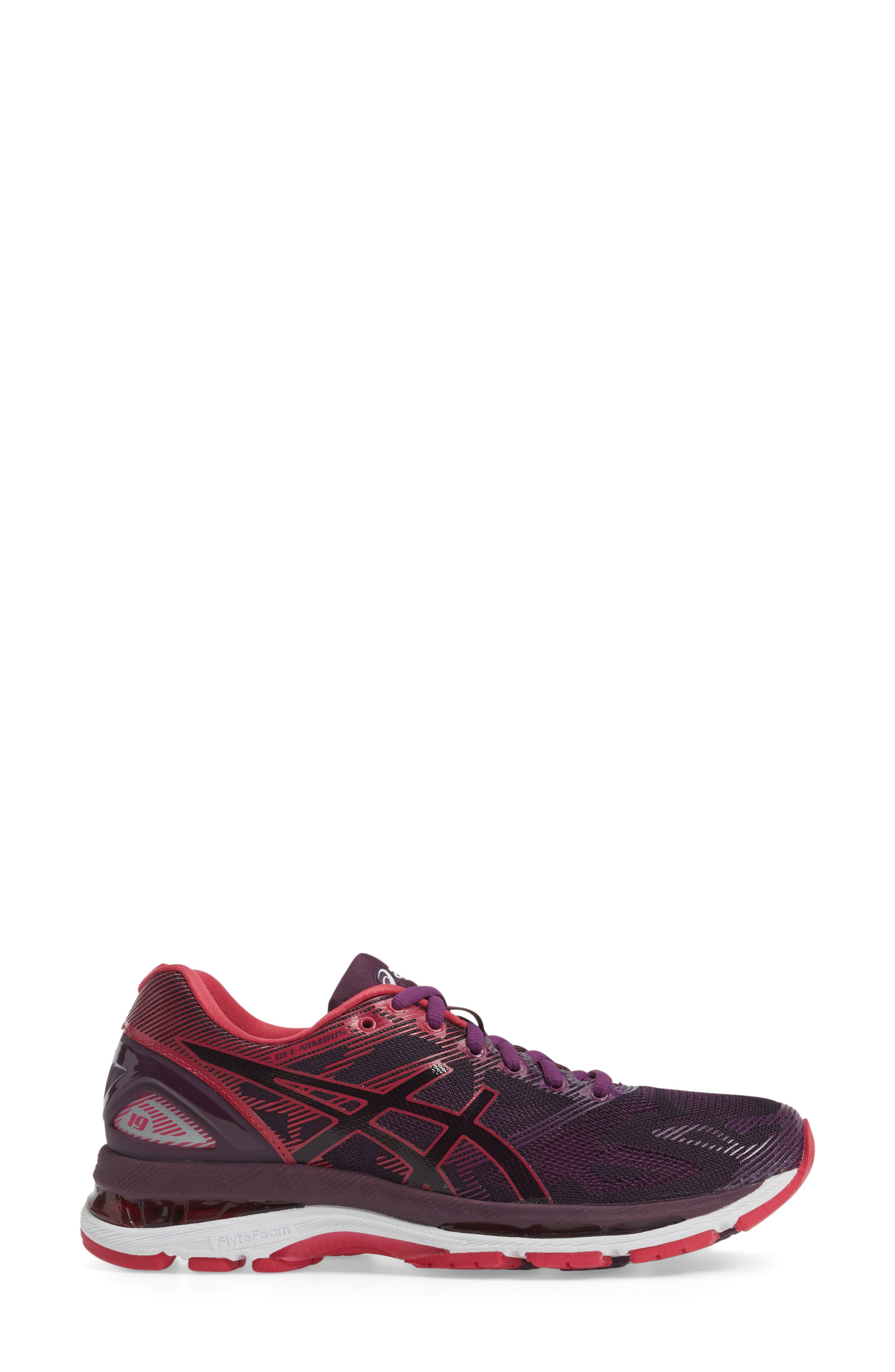 Alternate Image 3  - ASICS® GEL®-Nimbus 19 Running Shoe (Women)