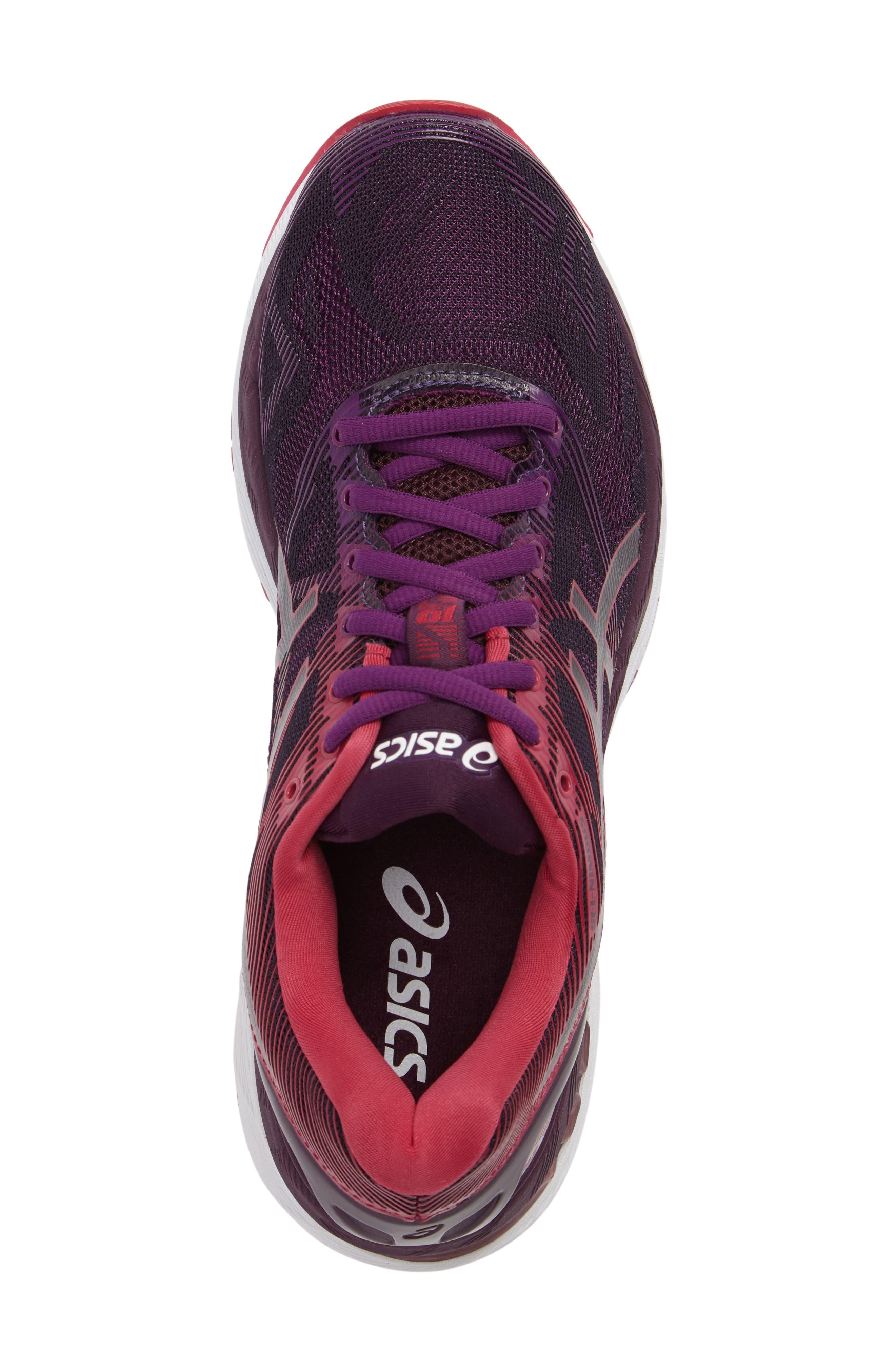 Alternate Image 5  - ASICS® GEL®-Nimbus 19 Running Shoe (Women)
