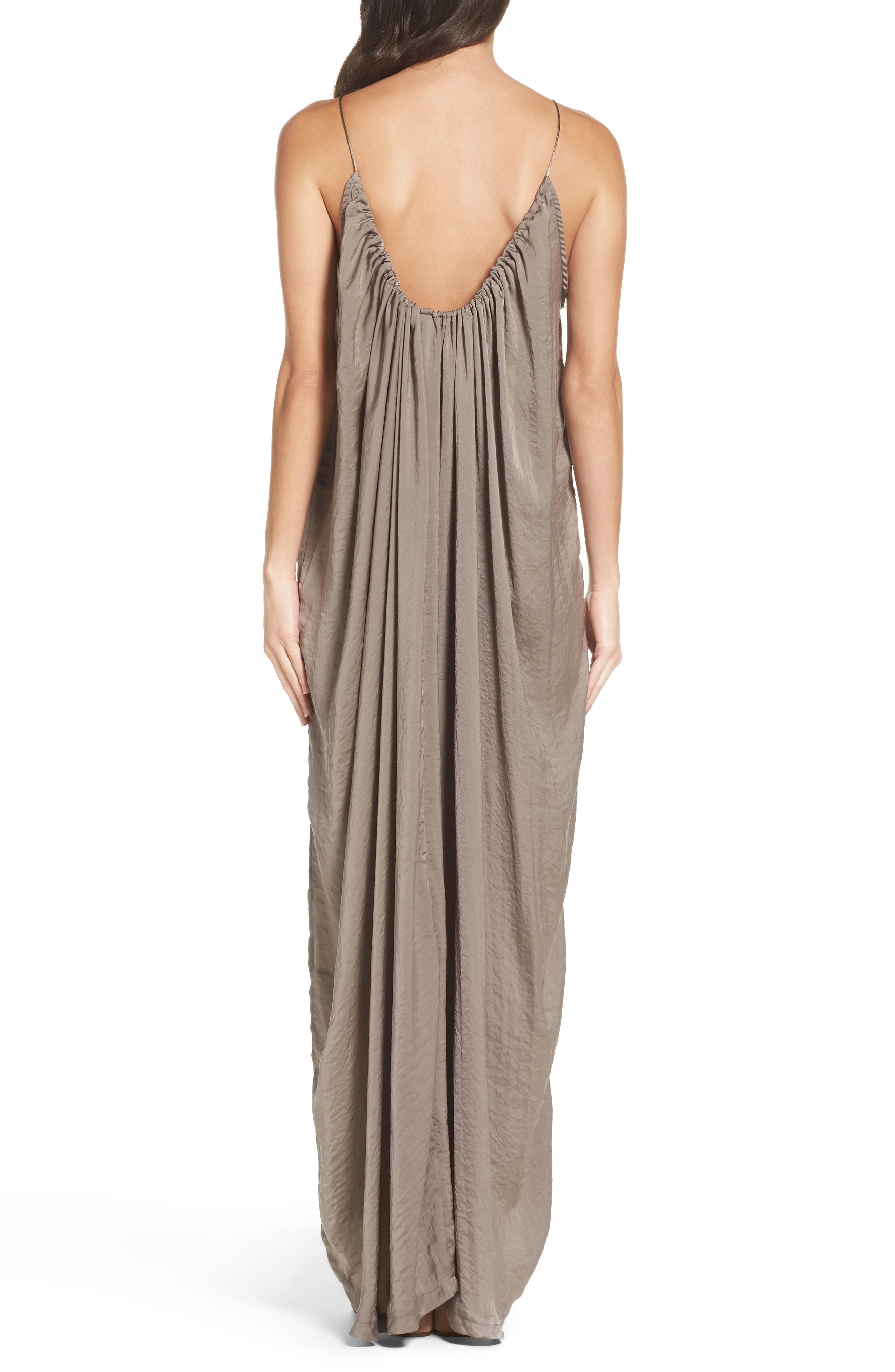 Alternate Image 2  - Knot Sisters Yvonne Maxi Dress