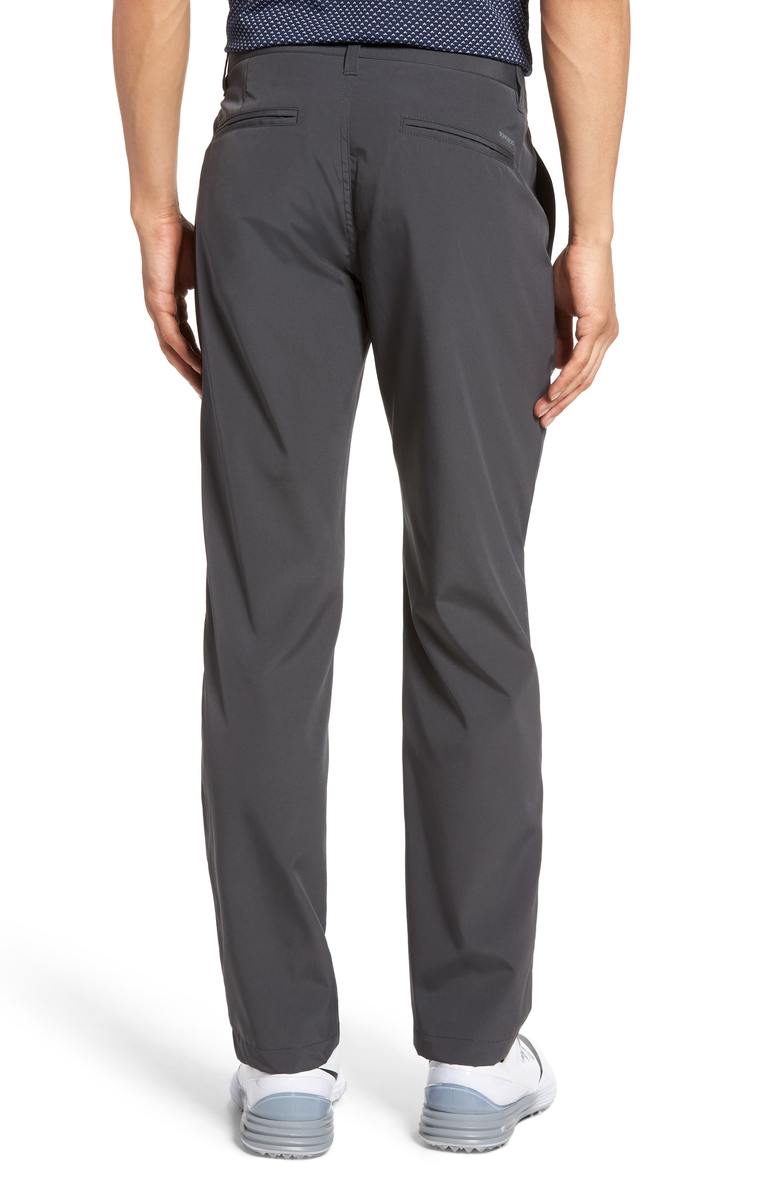 Lightweight Highland Slim Fit Golf Pants,                             Alternate thumbnail 2, color,                             Charcoal
