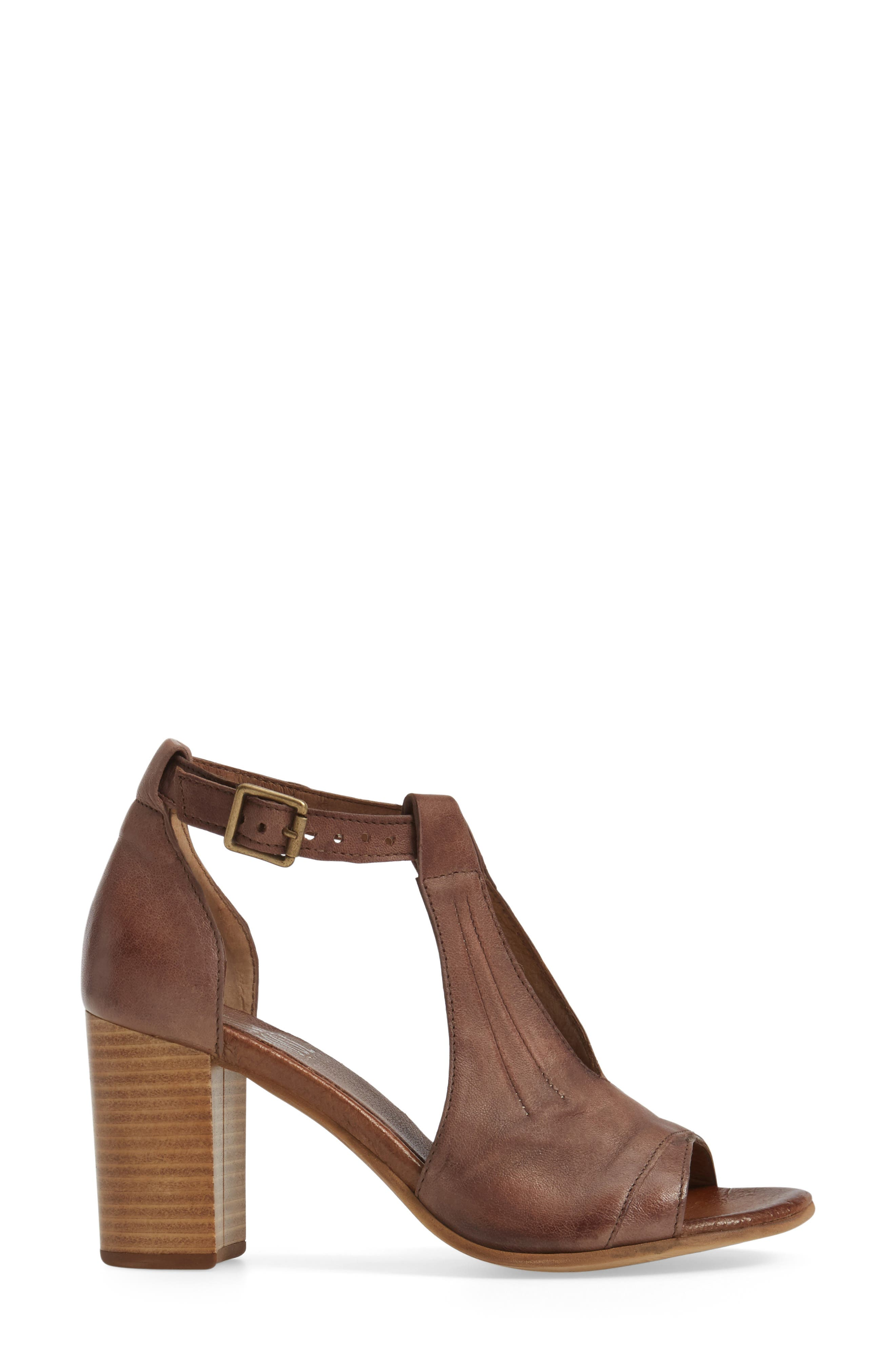 Alternate Image 3  - Miz Mooz Savannah T-Strap Strap Sandal (Women)