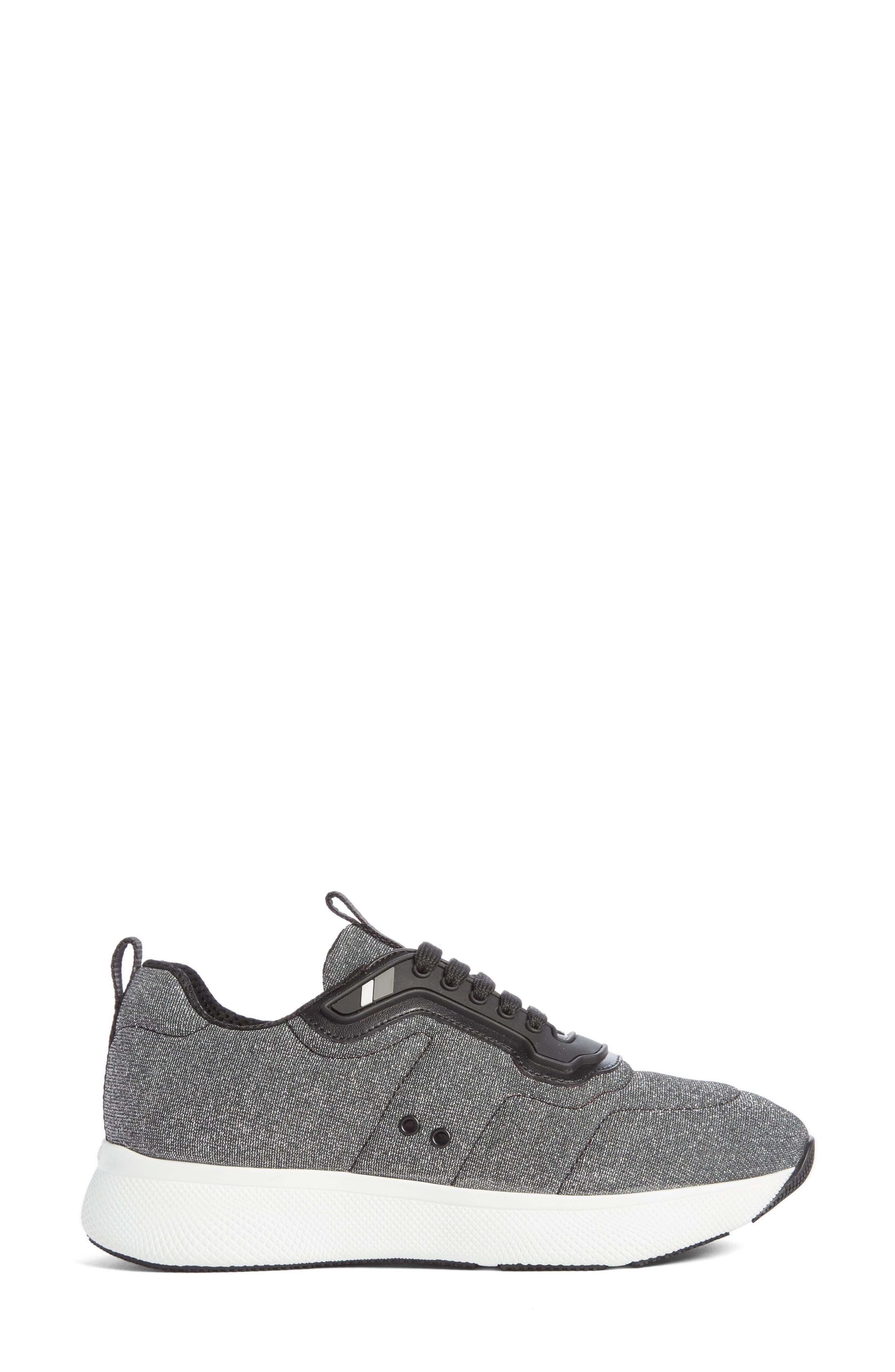 Alternate Image 4  - Prada Linea Rossa Runner Sneaker (Women)