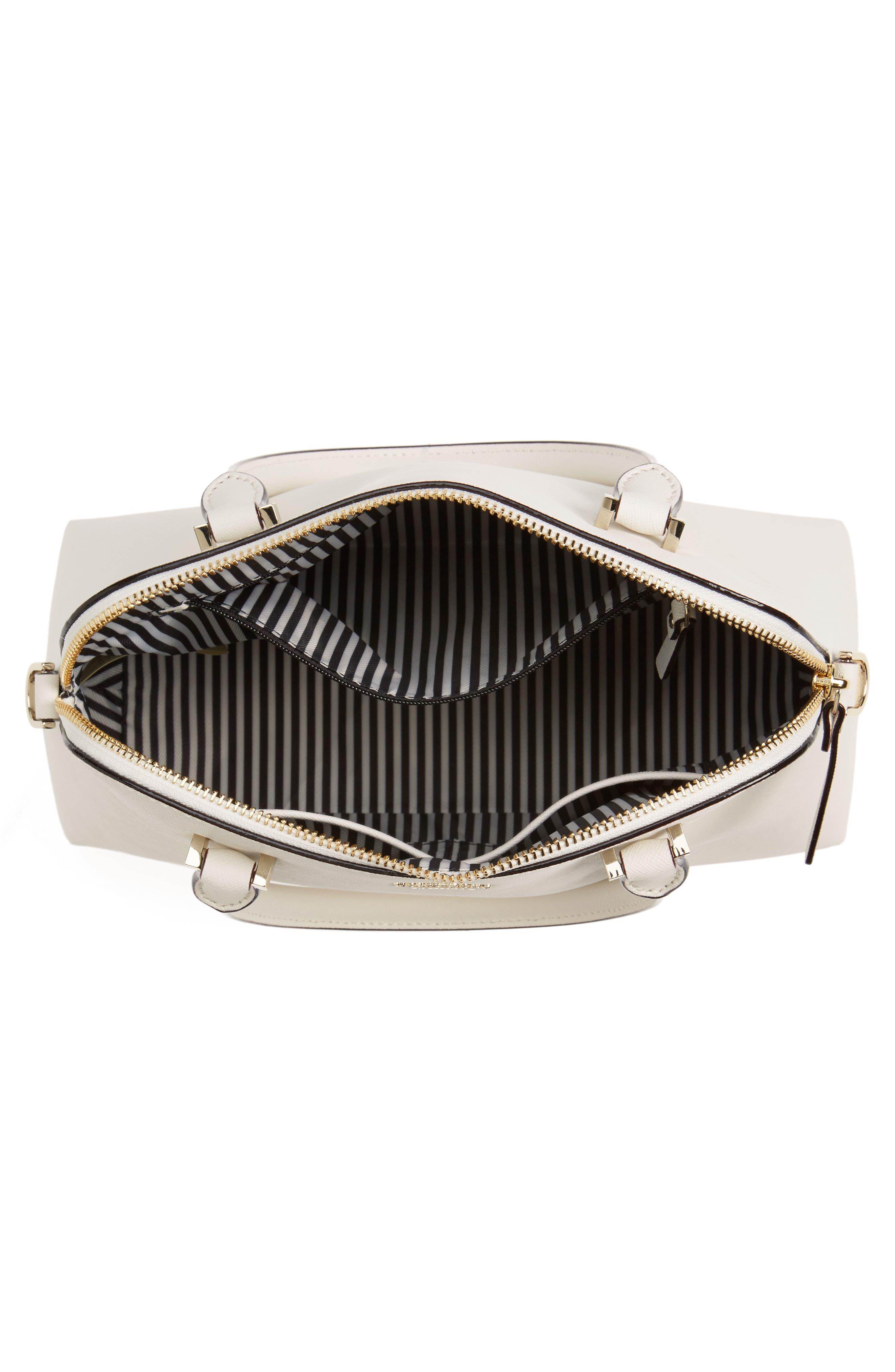 Alternate Image 4  - kate spade new york cameron street maise leather satchel