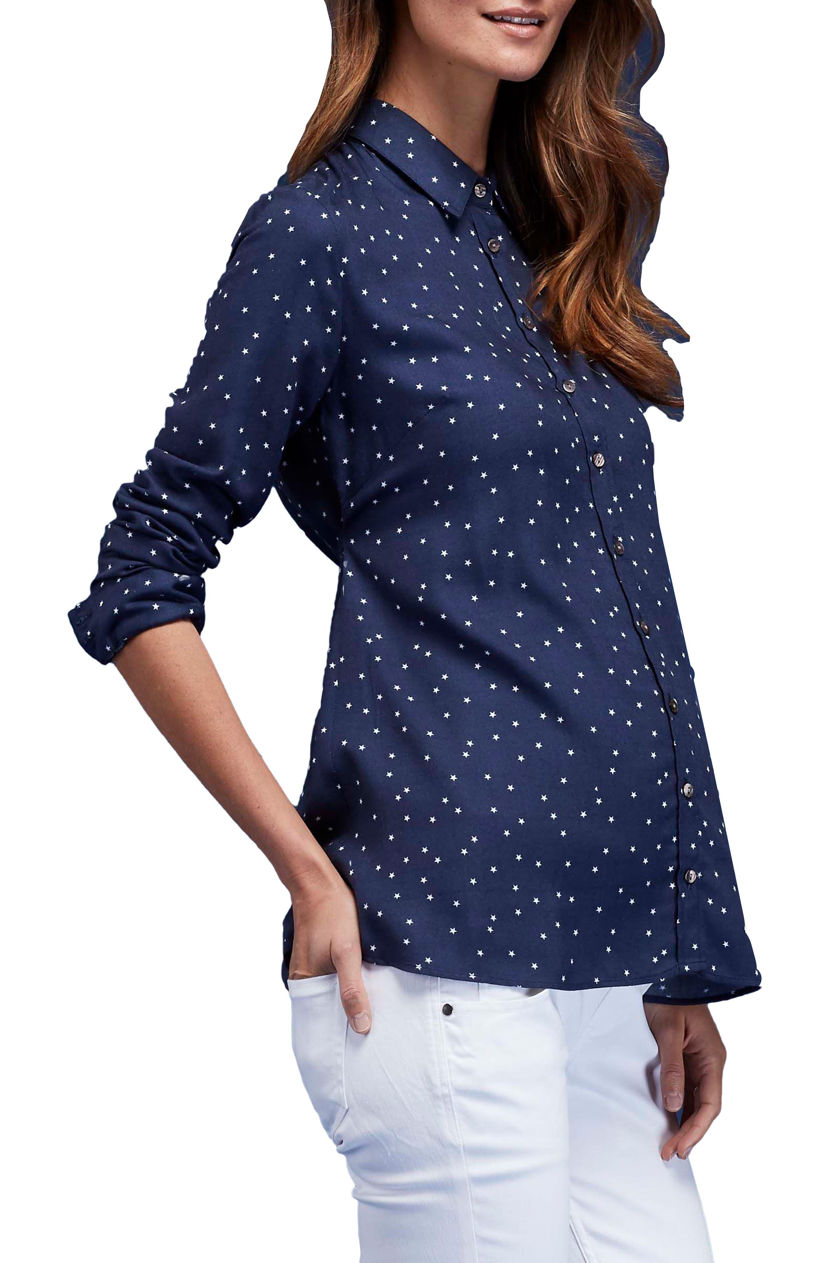 Isabella Oliver Tahnia Maternity Shirt