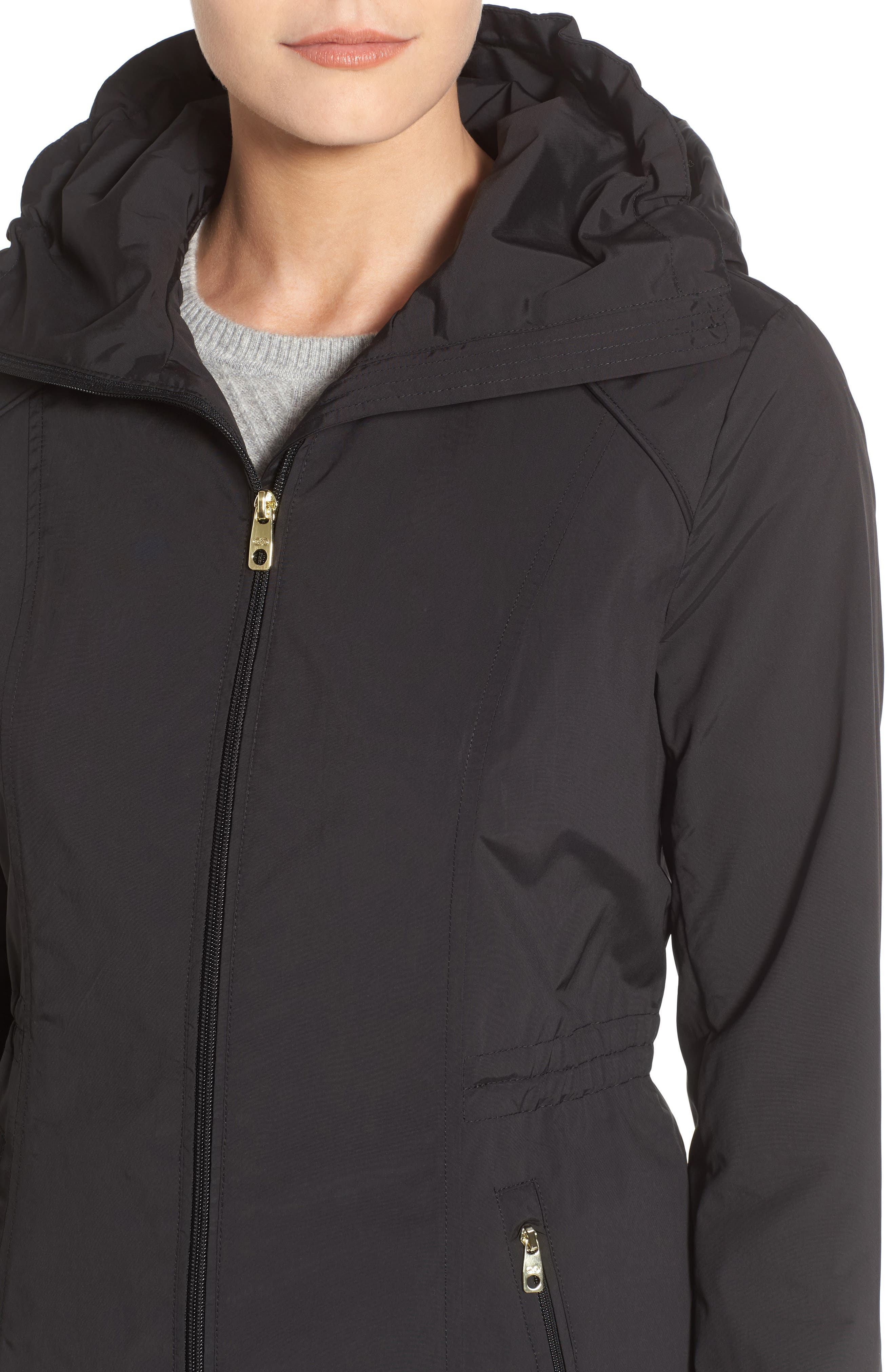 Alternate Image 4  - Cole Haan Signature Packable Rain Jacket