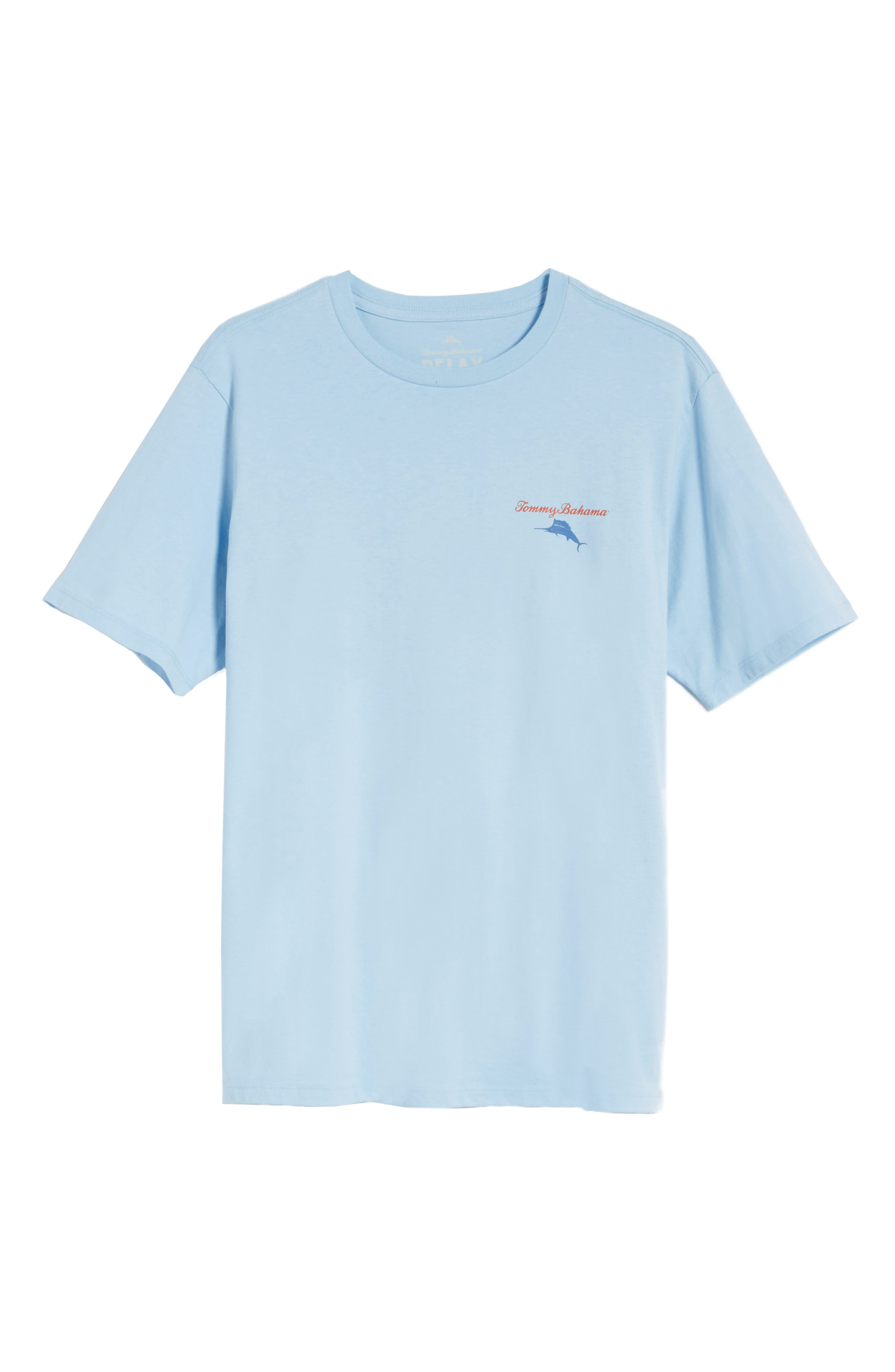 Mr. Ice Guy T-Shirt,                             Alternate thumbnail 6, color,                             Graceful Sea