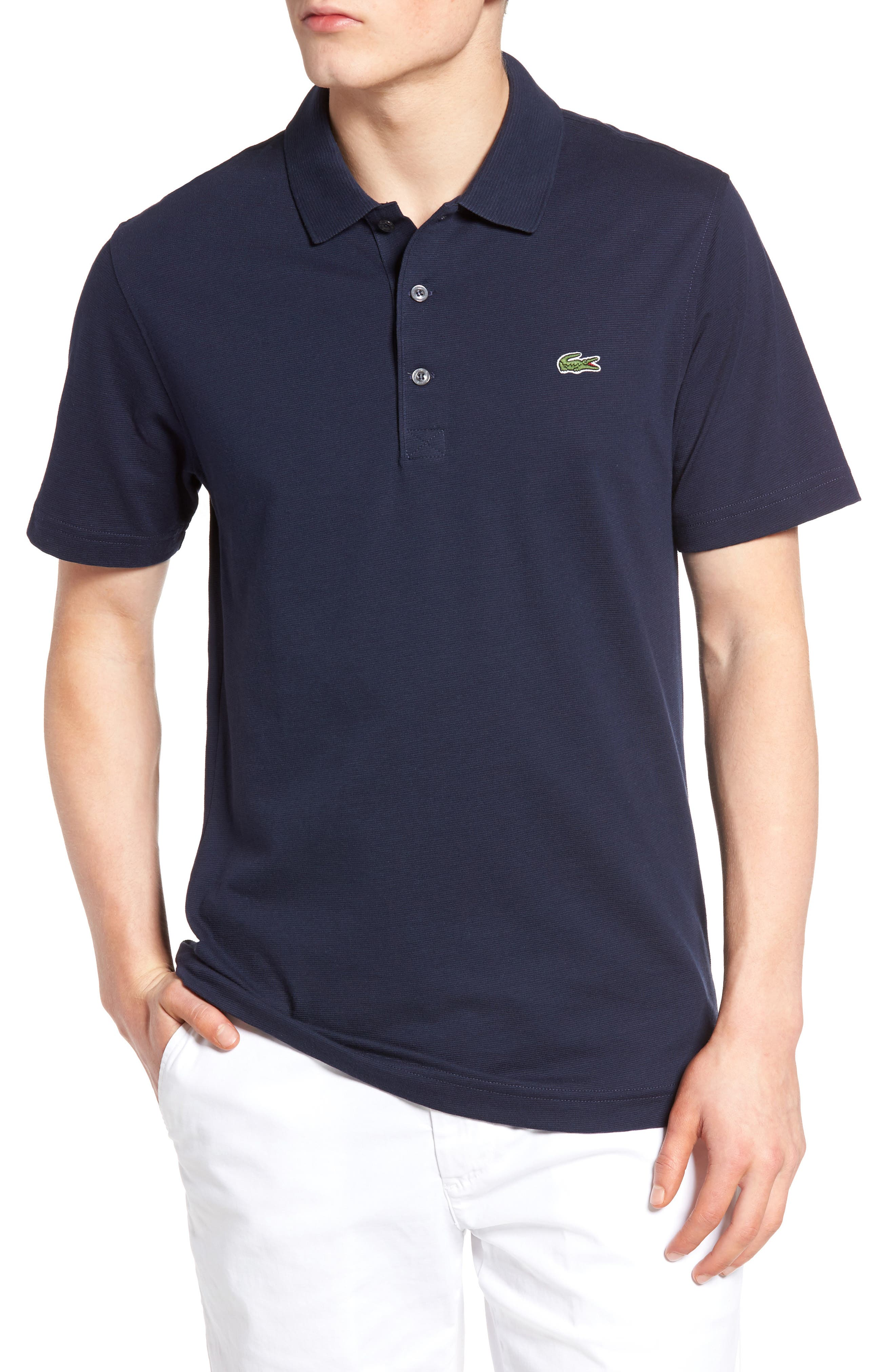 Alternate Image 1 Selected - Lacoste Super Light Polo