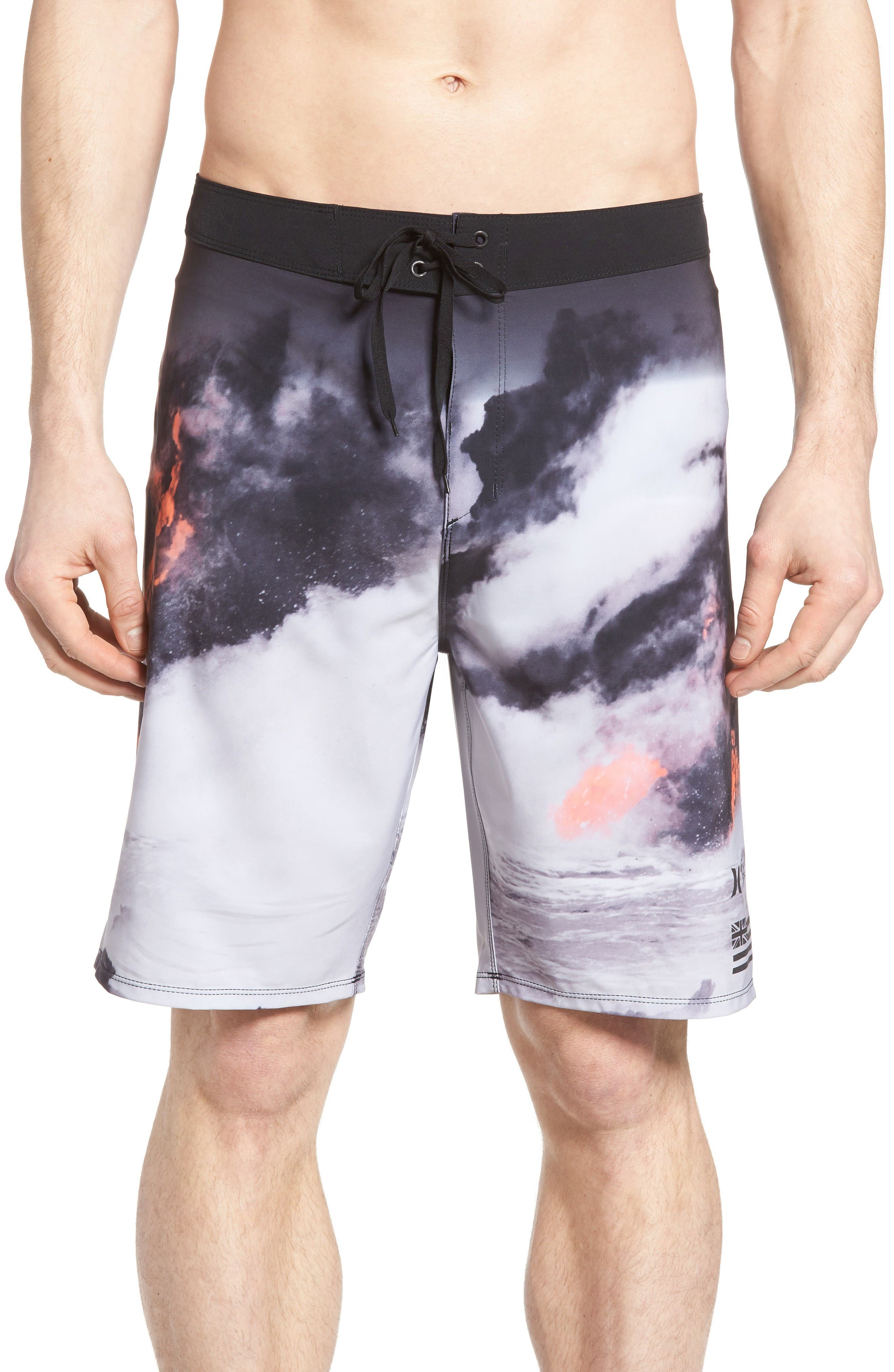 Hurley Phantom Clark Little Lava Board Shorts