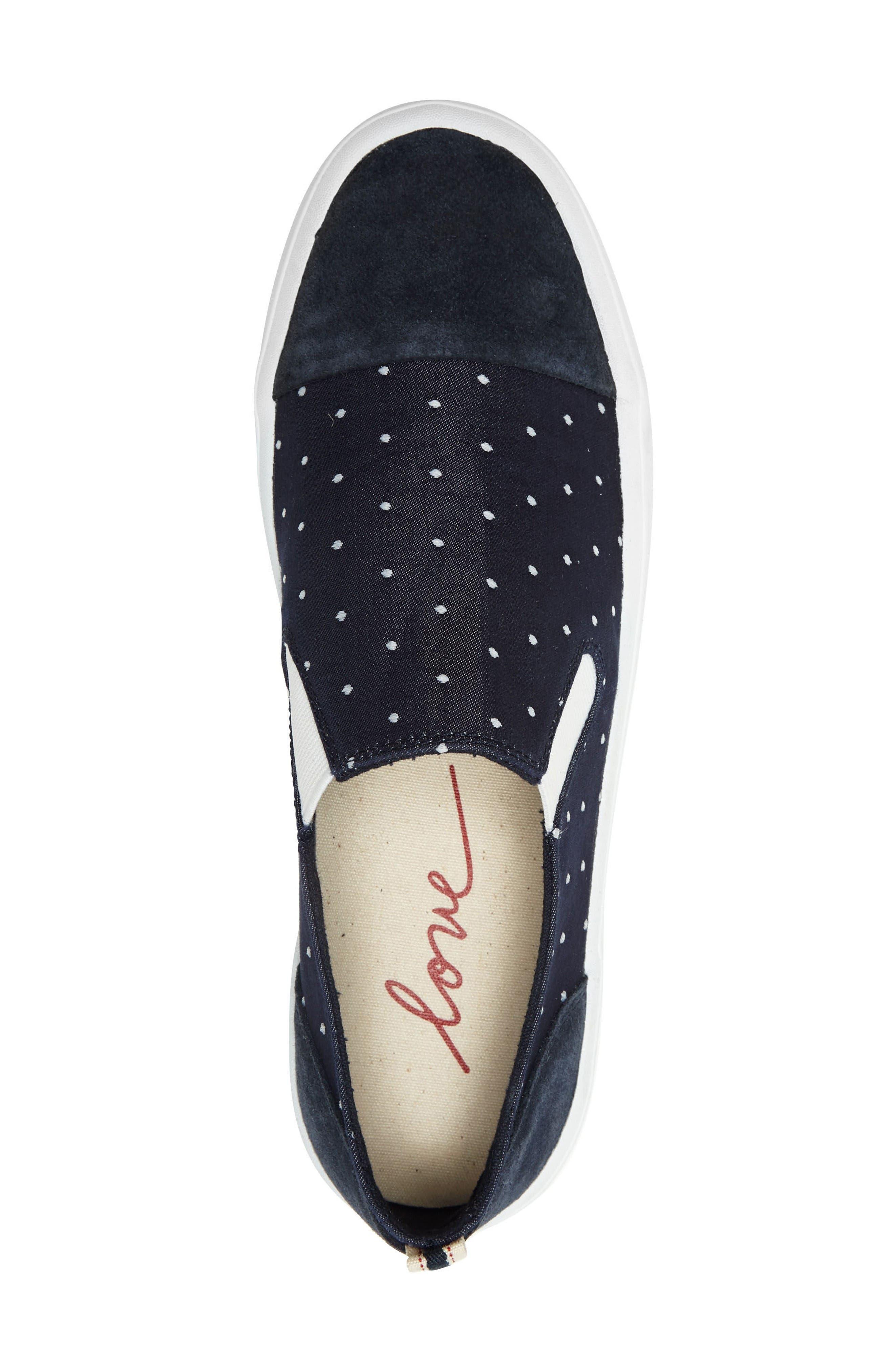 Alternate Image 4  - ED Ellen DeGeneres Darja Slip-On Sneaker (Women)