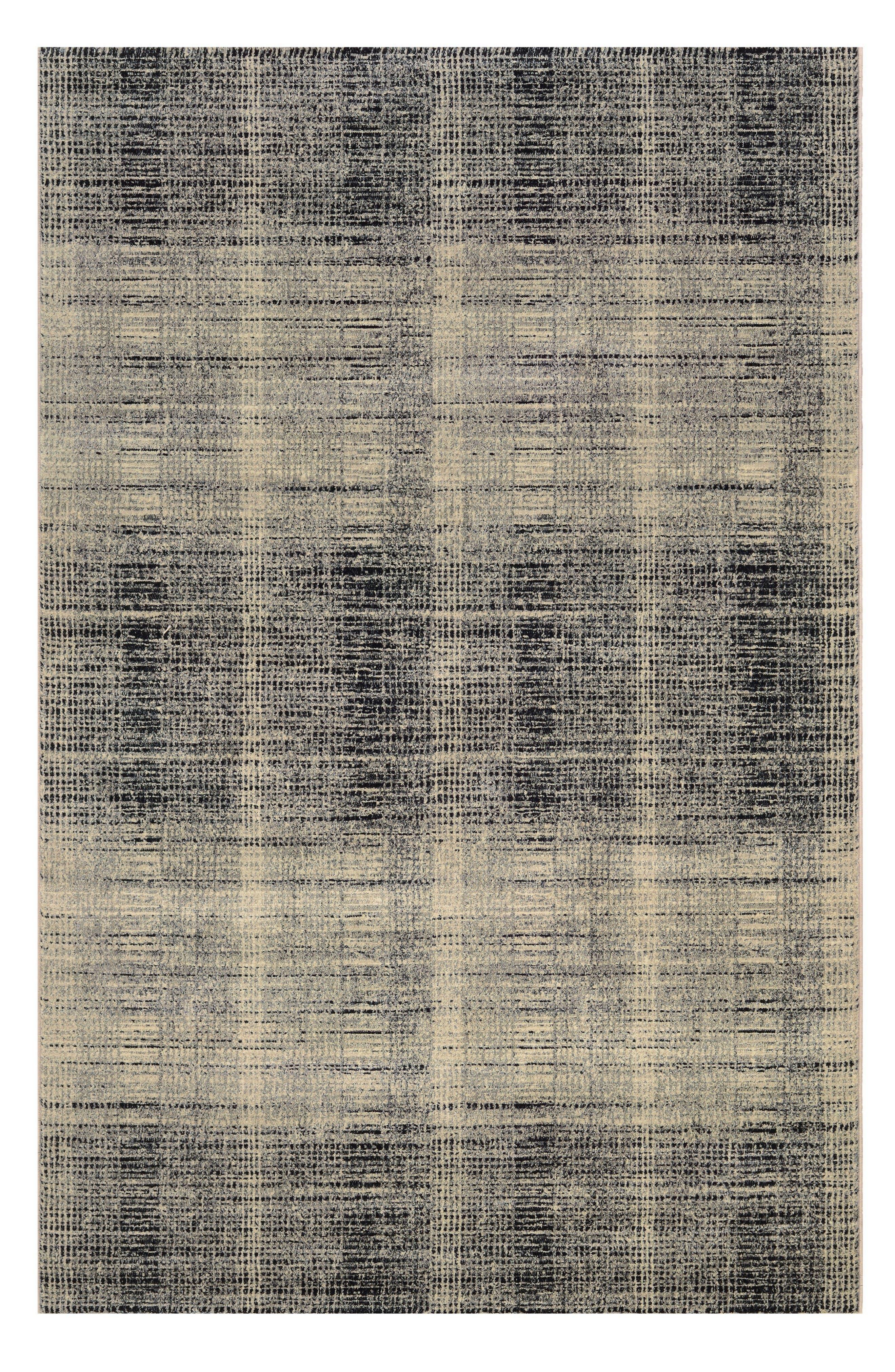 Suffolk Indoor/Outdoor Rug,                             Main thumbnail 1, color,                             Black/ Grey