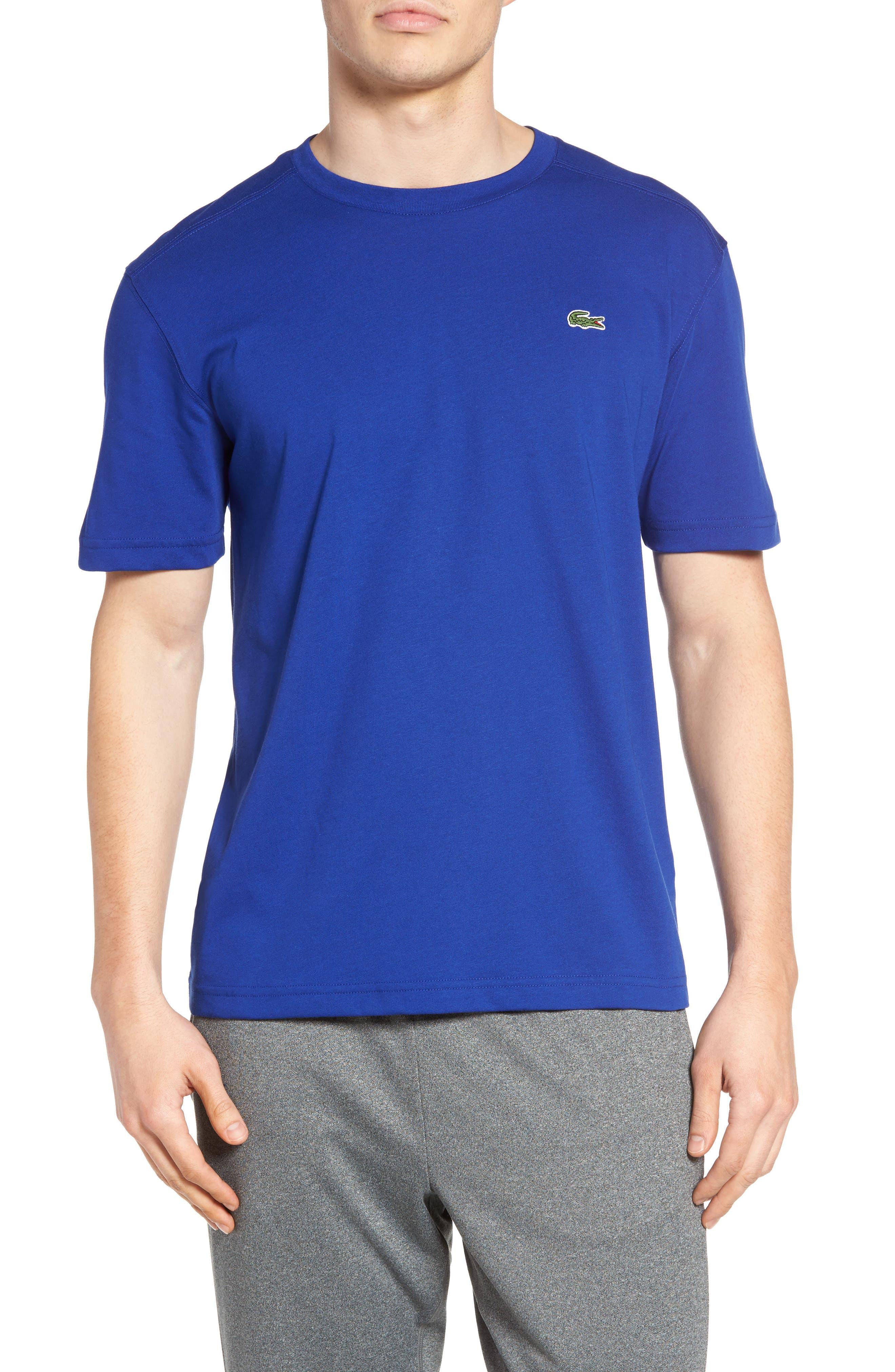 Main Image - Lacoste'Sport' Cotton Jersey T-Shirt