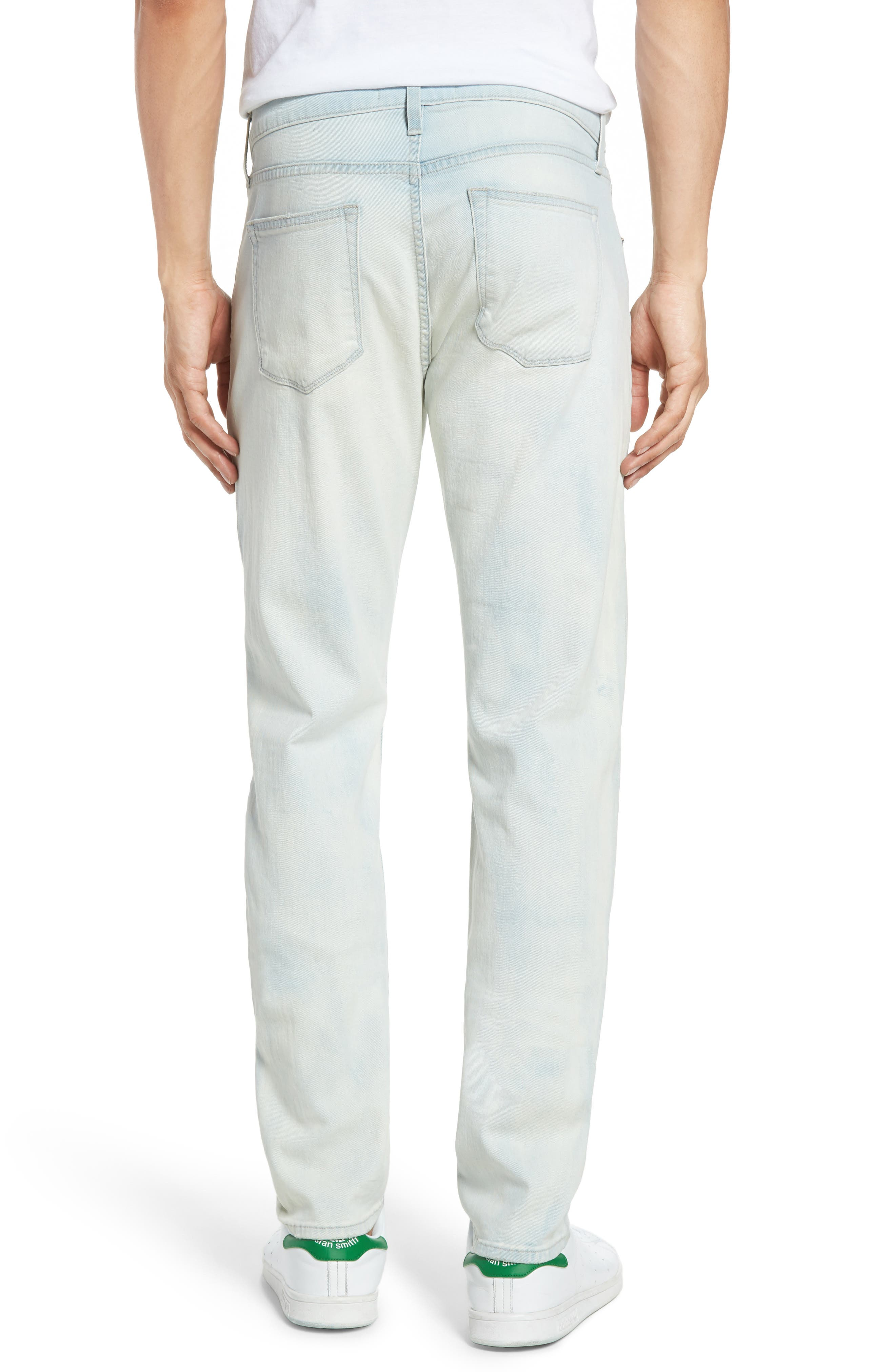 Tyler Slim Fit Jeans,                             Alternate thumbnail 2, color,                             Halogy