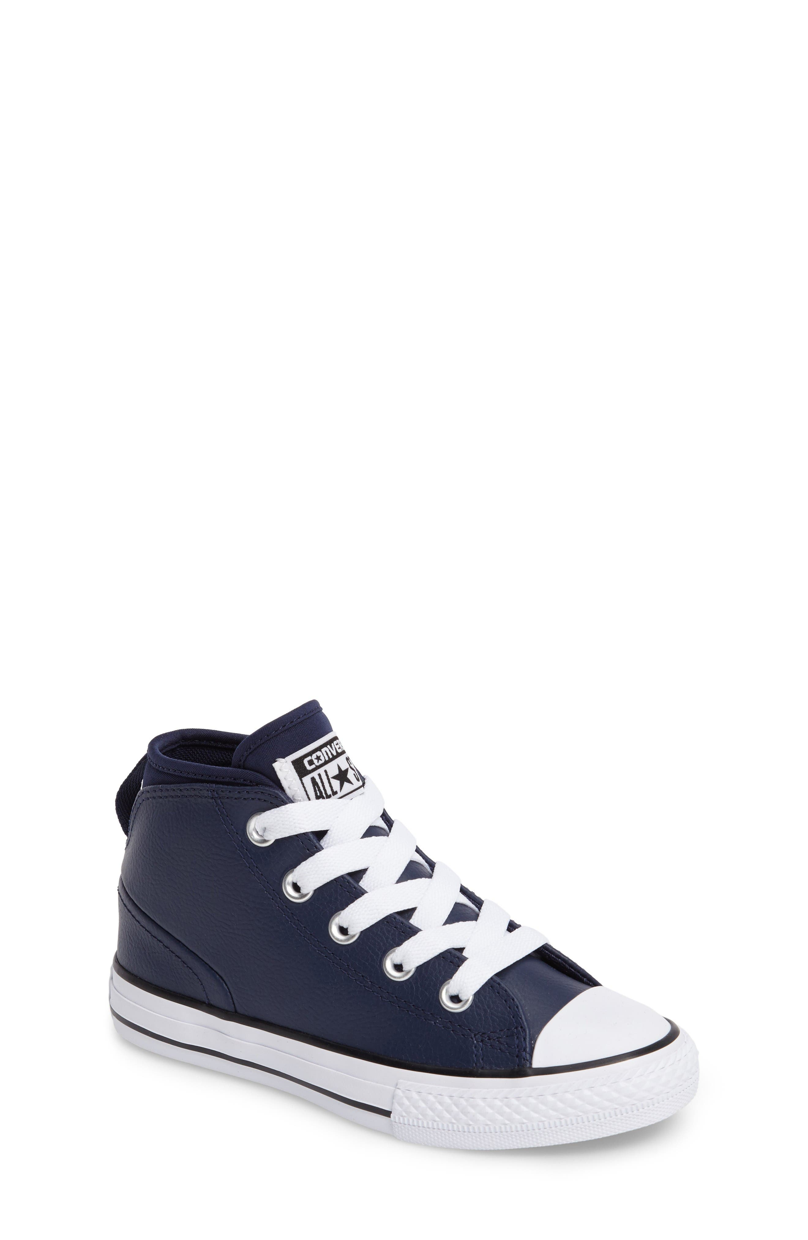 Converse Chuck Taylor® All Star® Syde Street High Top Sneaker (Baby, Walker, Toddler, Little Kid & Big Kid)