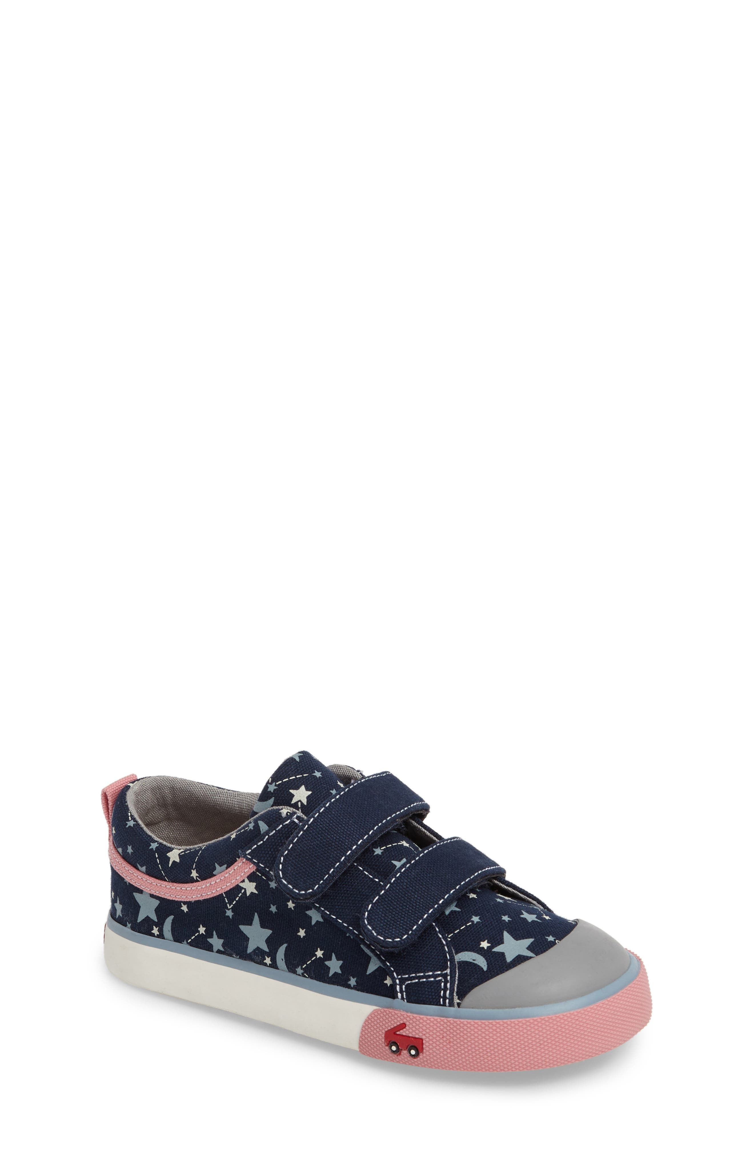Main Image - See Kai Run Robyne Sneaker (Baby, Walker & Toddler)