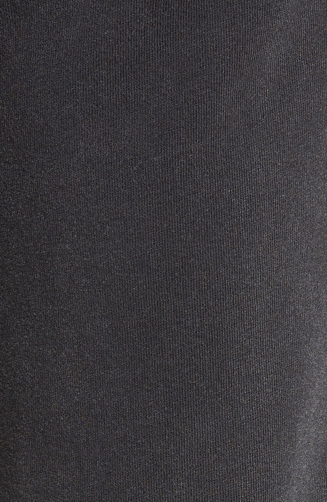 Alternate Image 5  - Quiksilver Skull Cross Print Sweatpants
