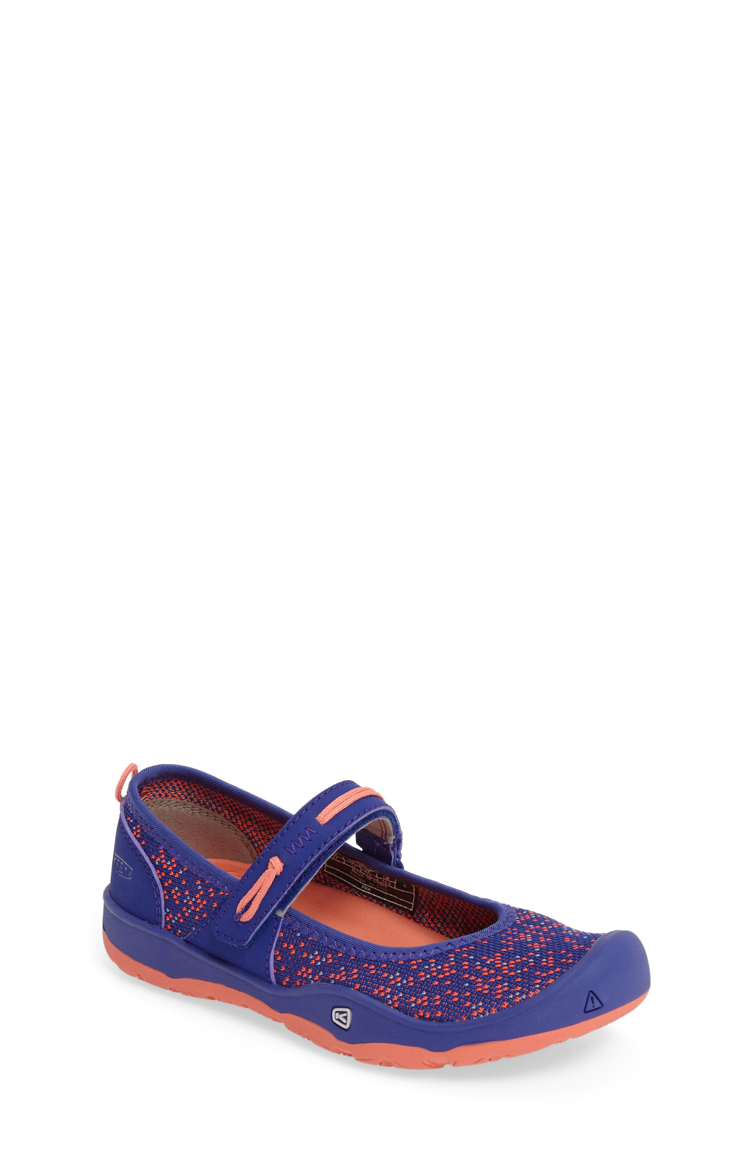 Moxie Mary Jane,                         Main,                         color, Purple/ Fusion Coral